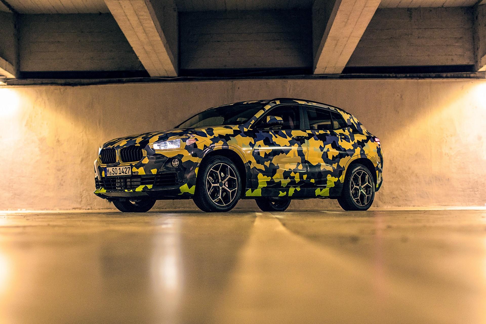 BMW X2 2018 Milan (9)