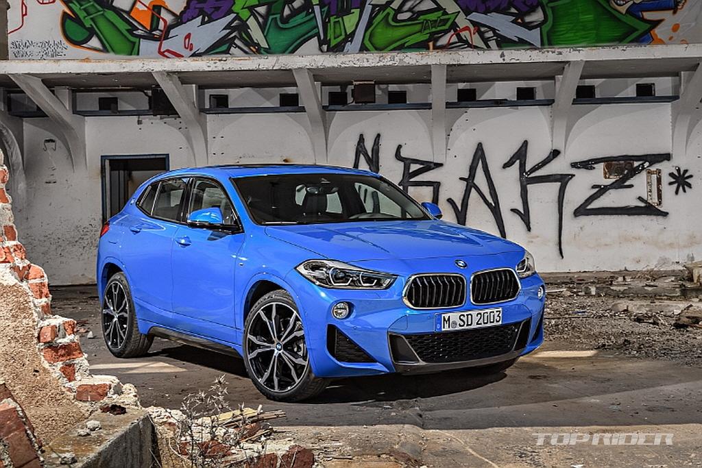 BMW X2 leaked photos (2)