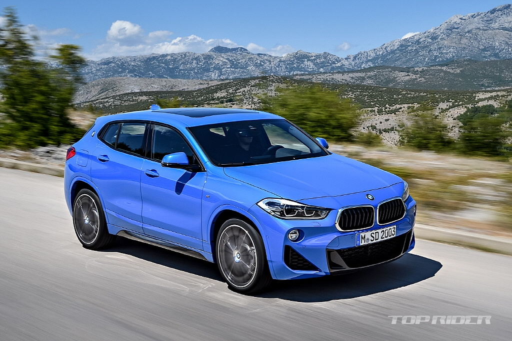 BMW X2 leaked photos (3)