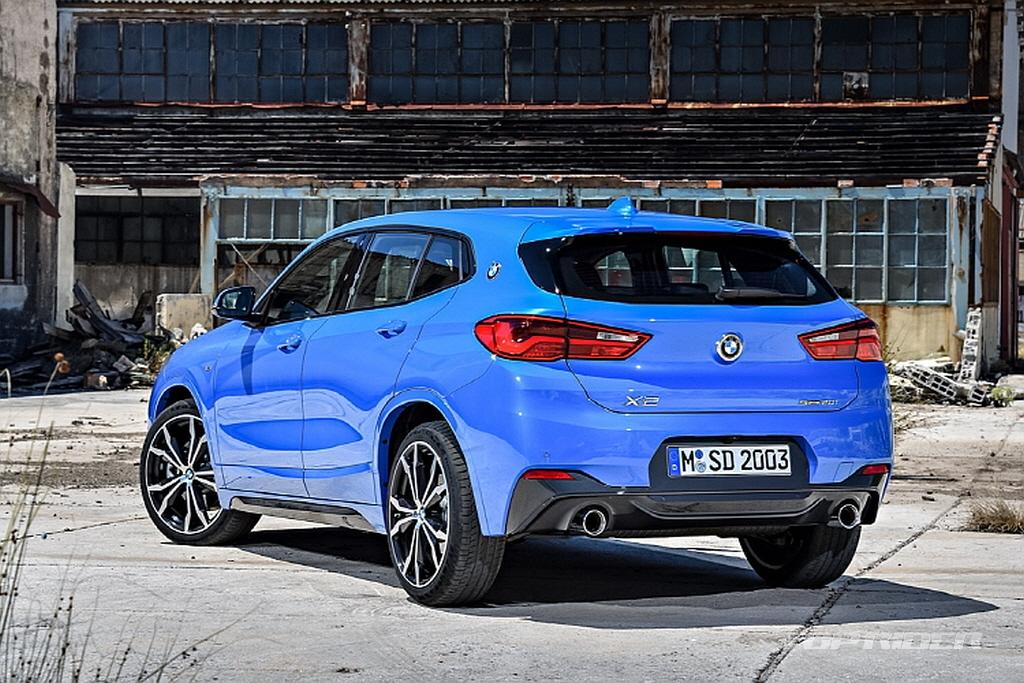 BMW X2 leaked photos (4)
