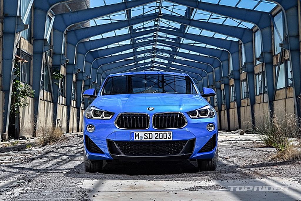 BMW X2 leaked photos (6)