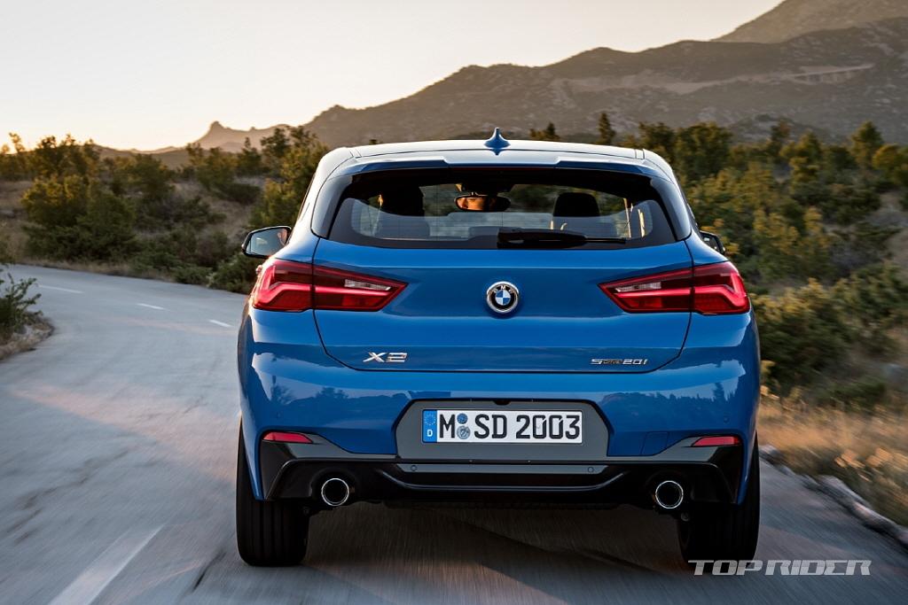 BMW X2 leaked photos (7)