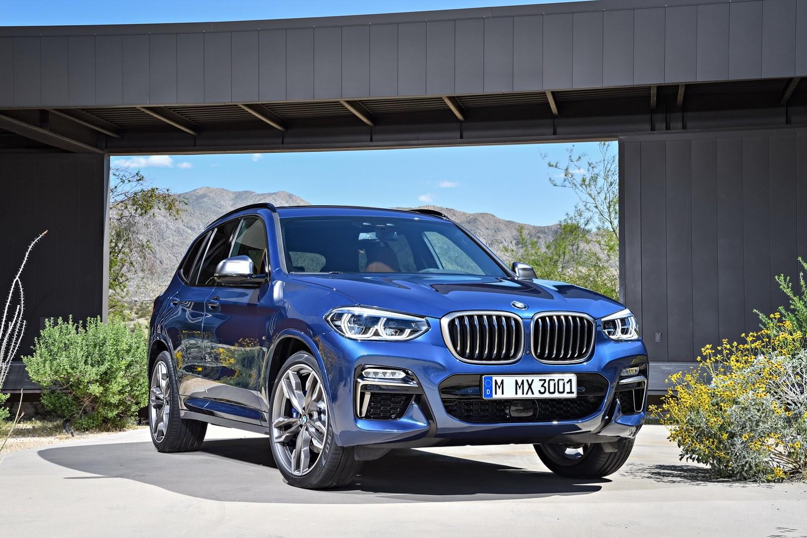 BMW X3 2018 (1)