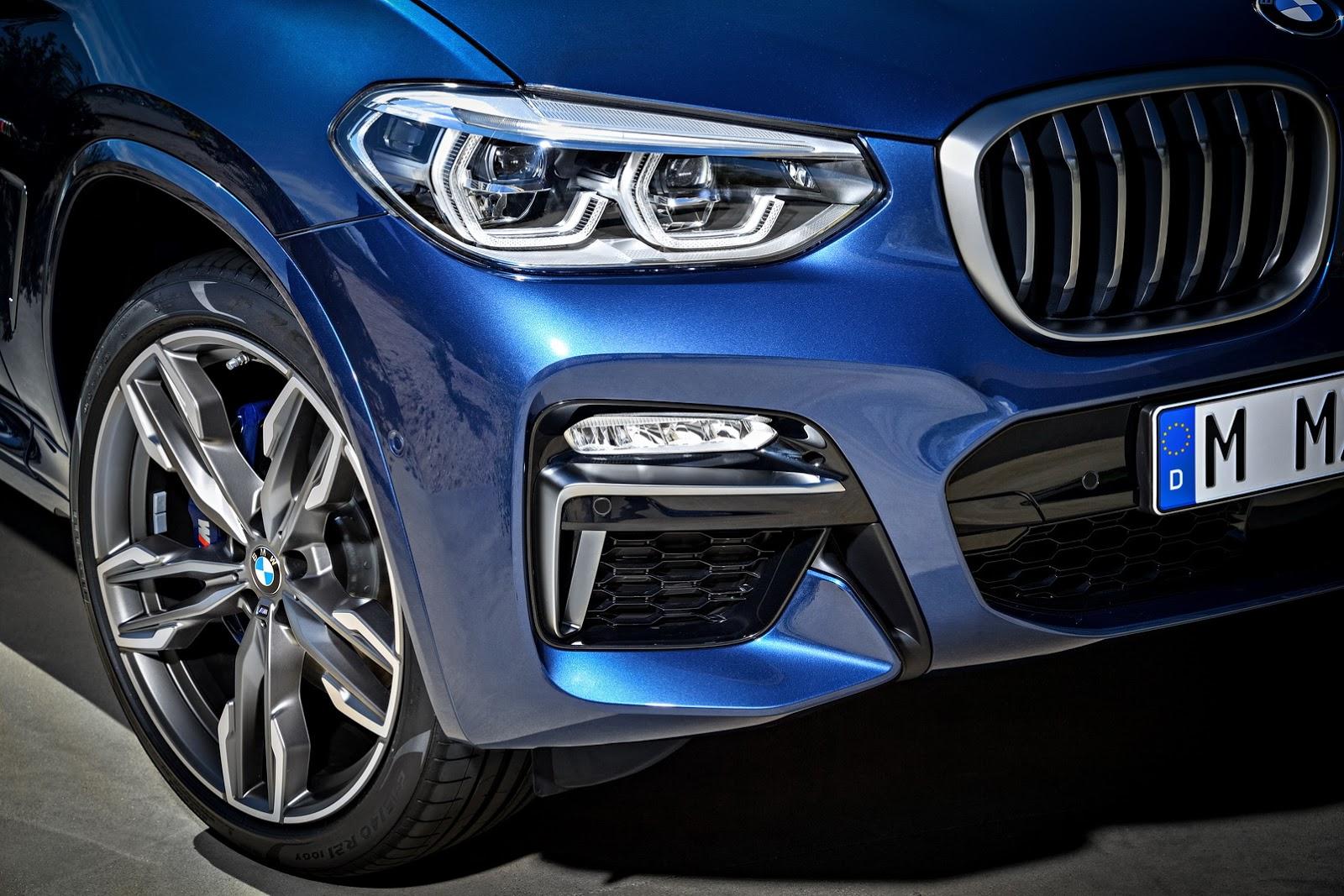 BMW X3 2018 (10)