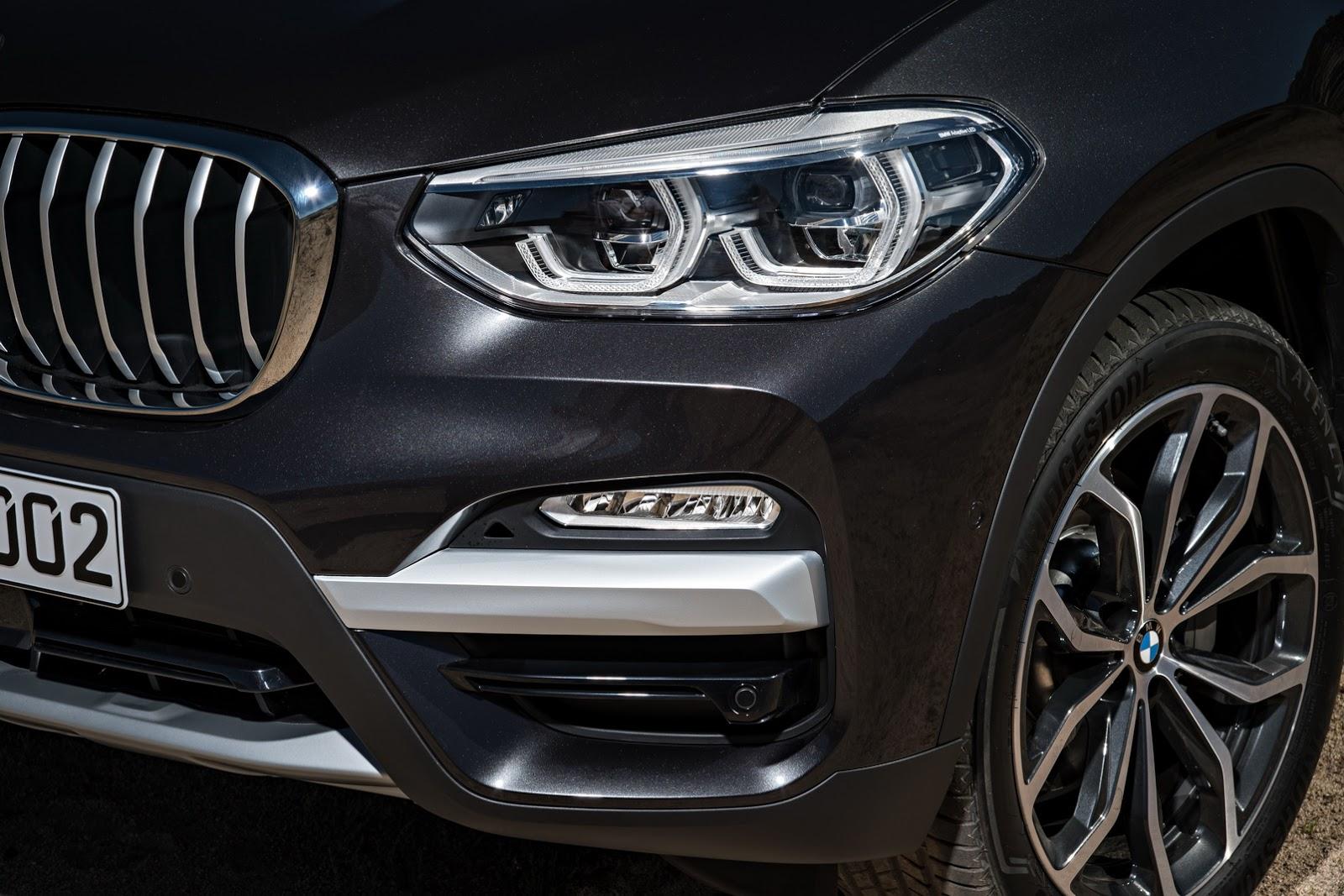 BMW X3 2018 (101)