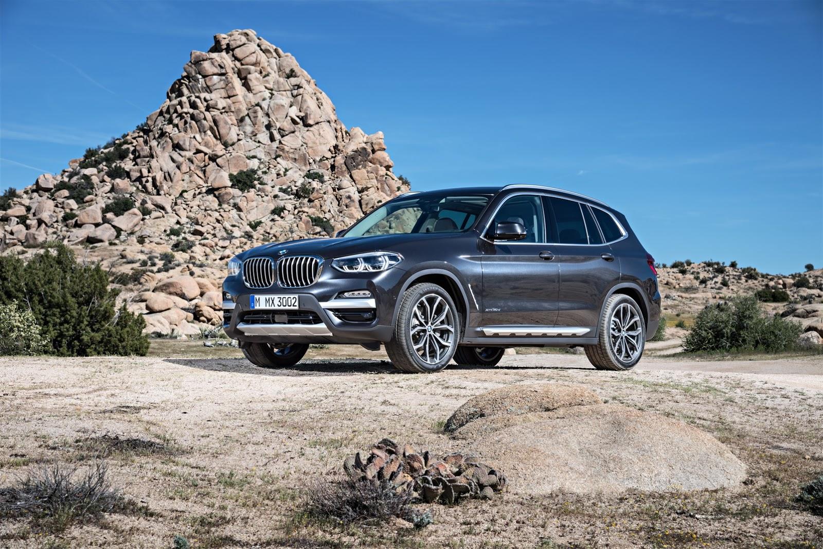 BMW X3 2018 (103)