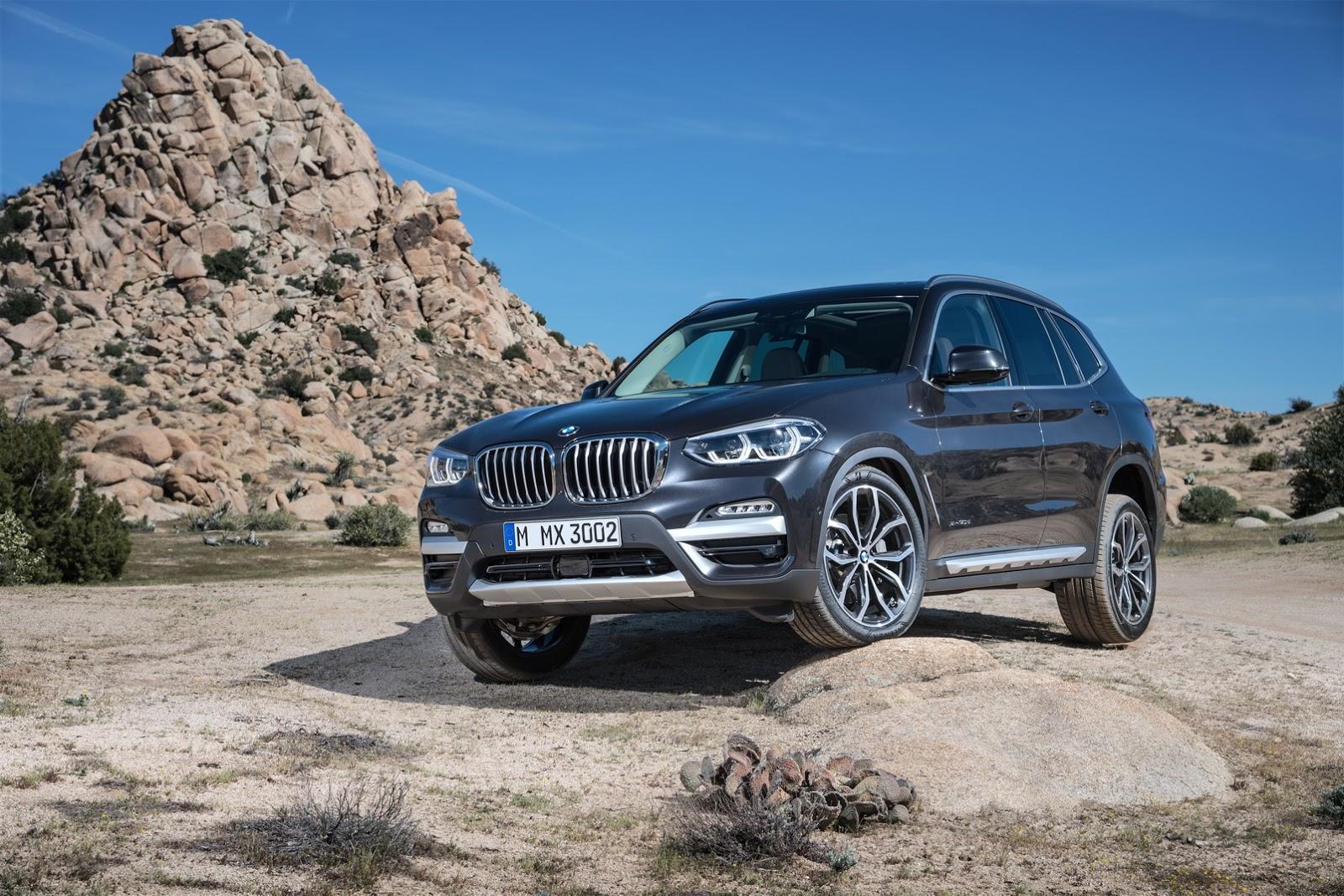 BMW X3 2018 (104)