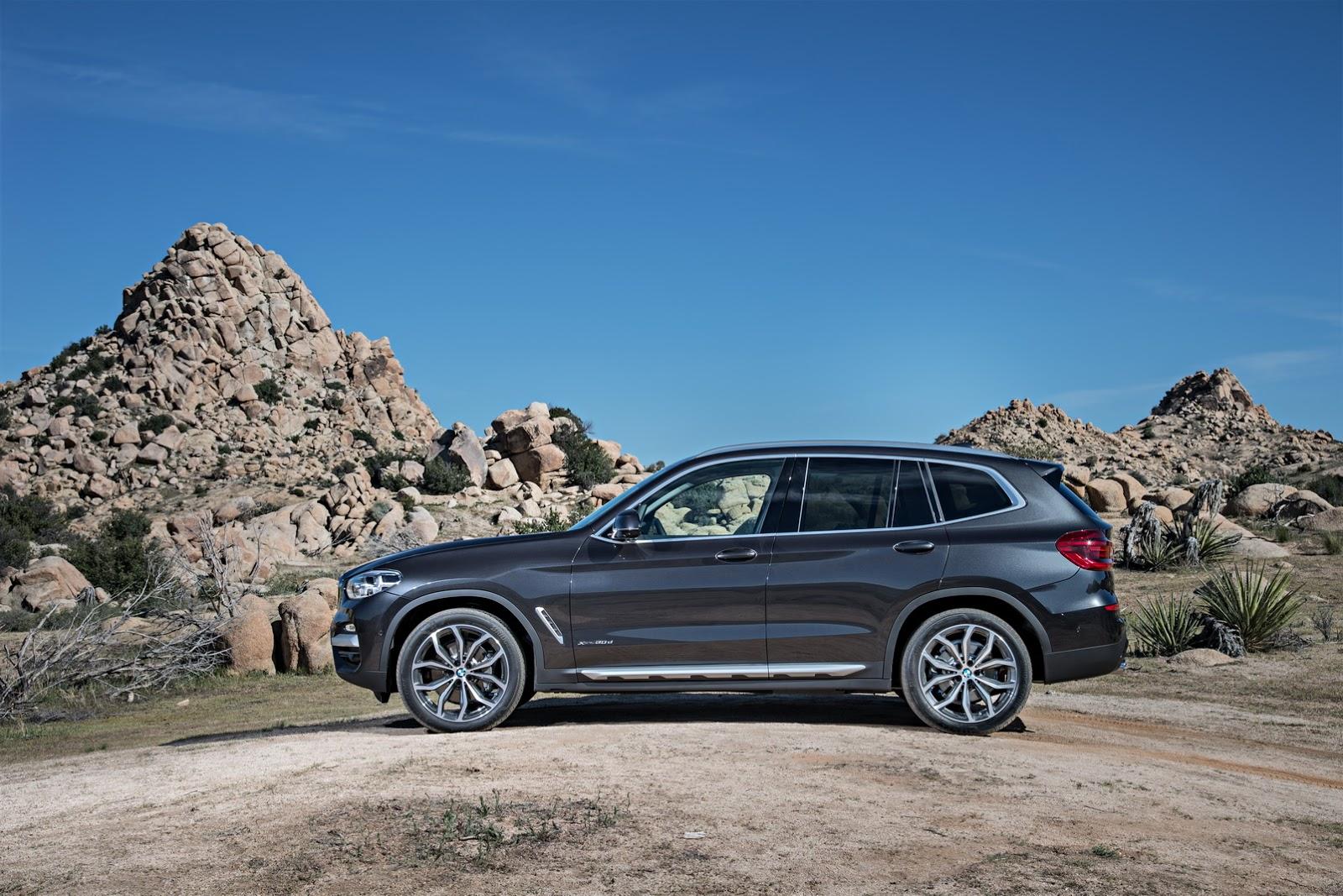 BMW X3 2018 (105)