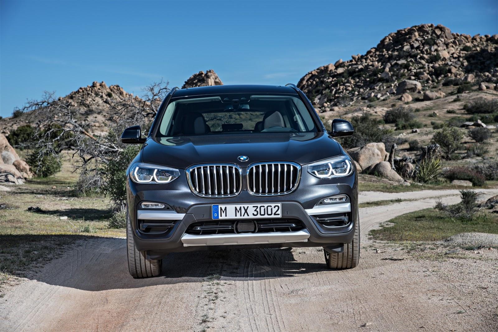 BMW X3 2018 (107)