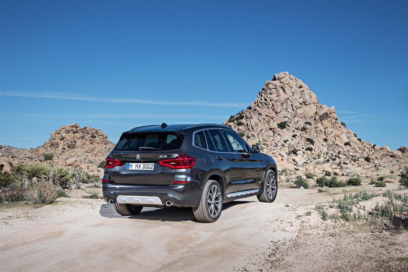 BMW X3 2018 (108)