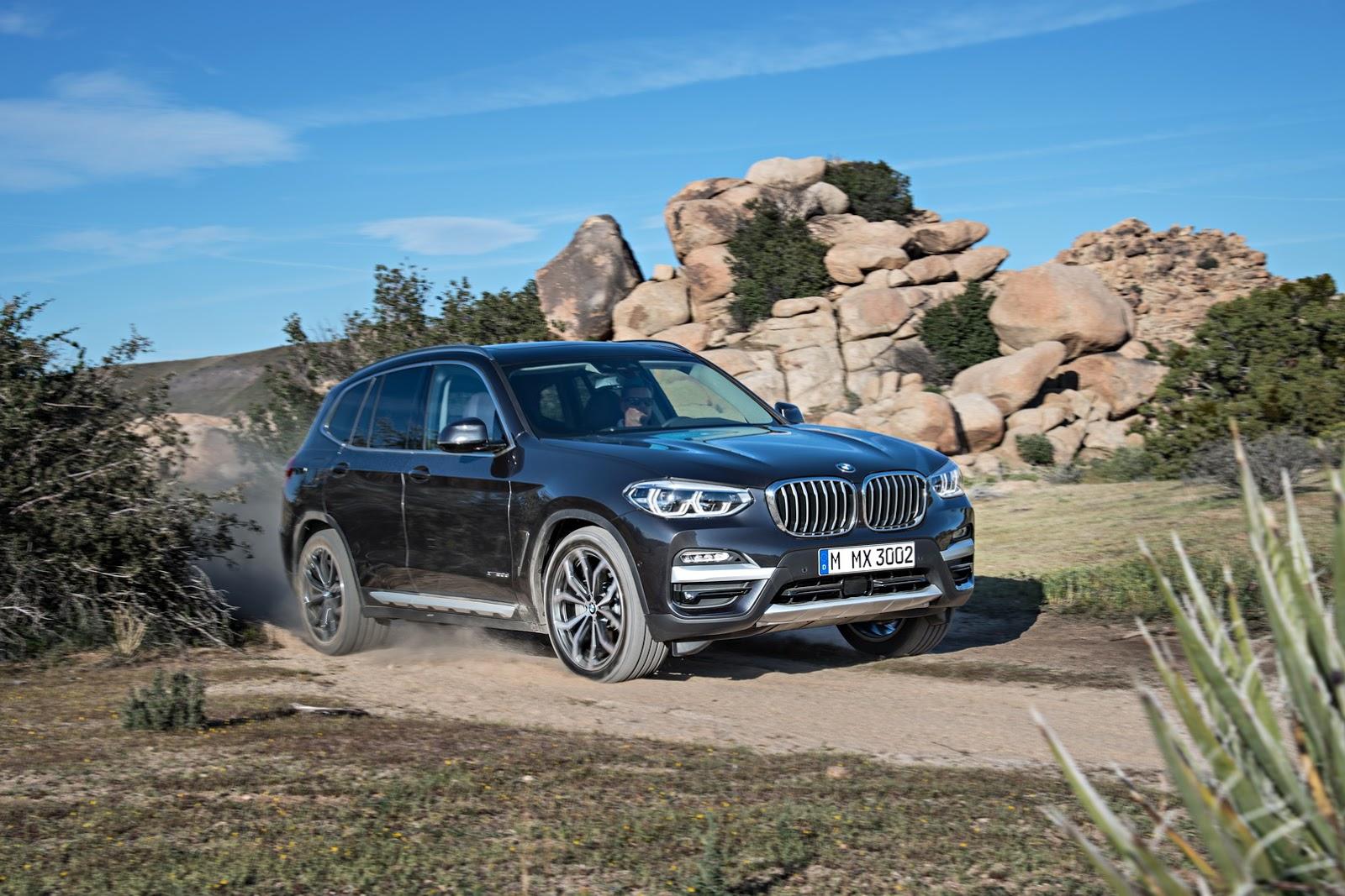 BMW X3 2018 (109)