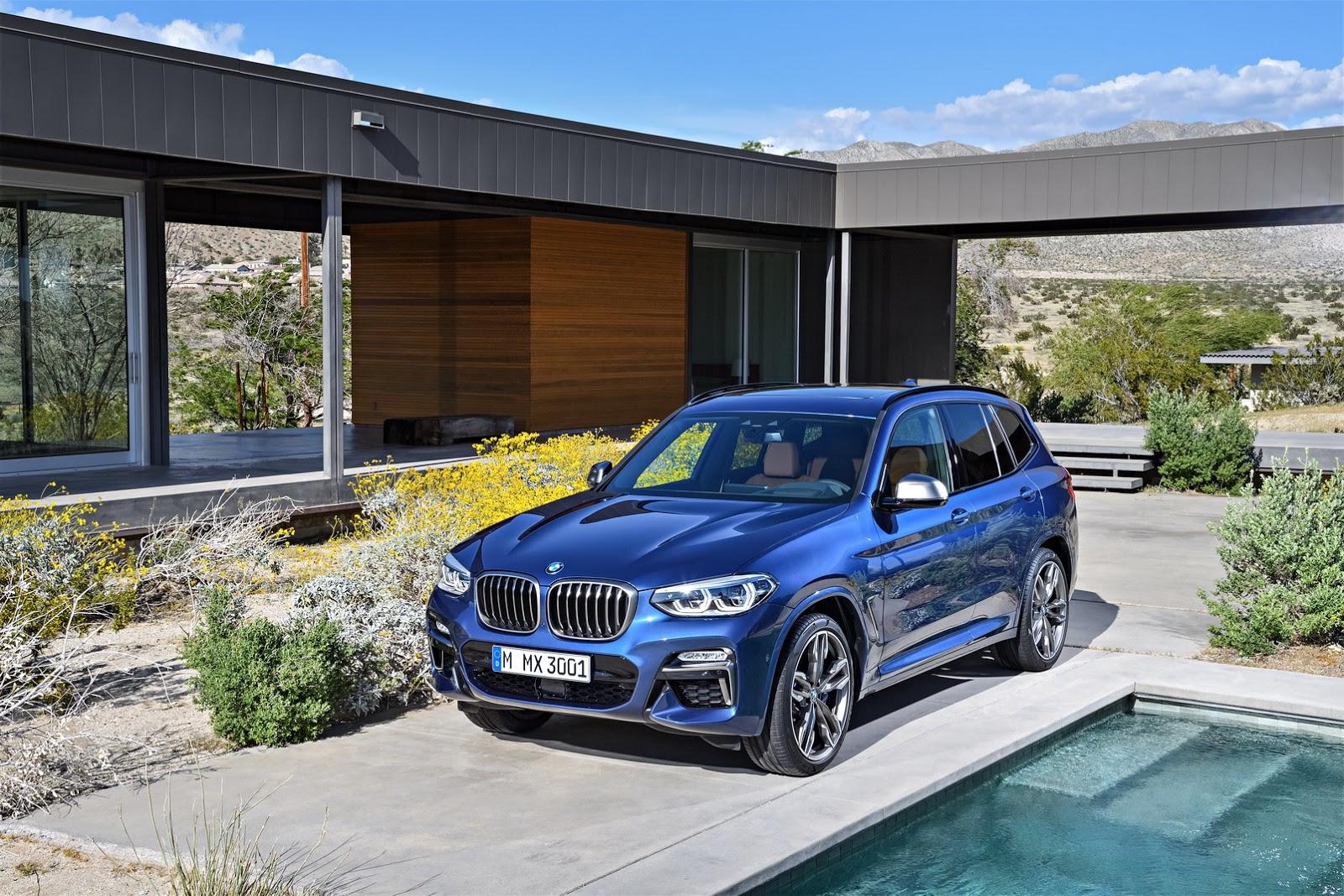 BMW X3 2018 (12)