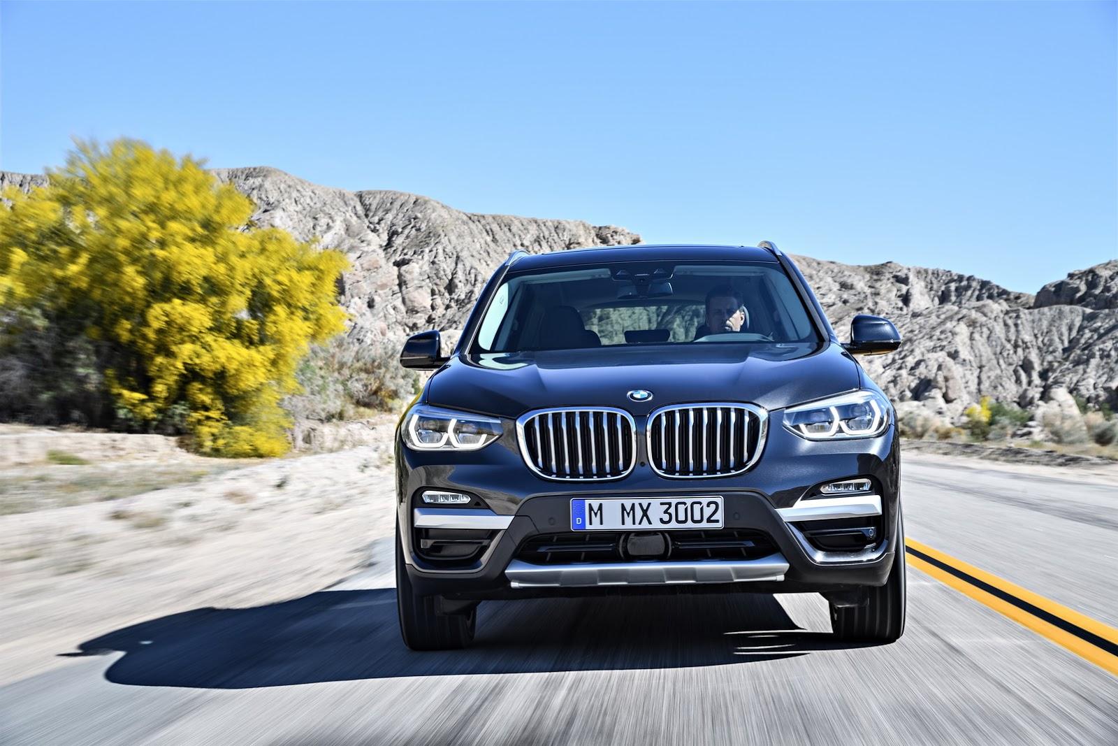 BMW X3 2018 (13)
