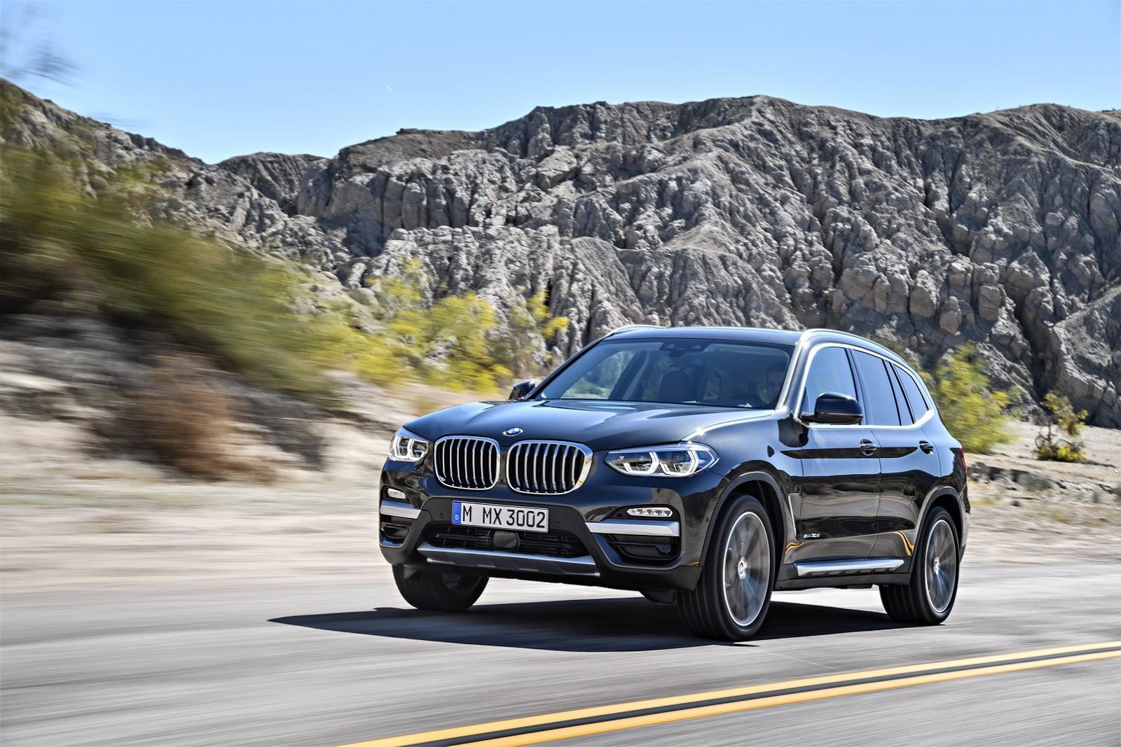 BMW X3 2018 (15)