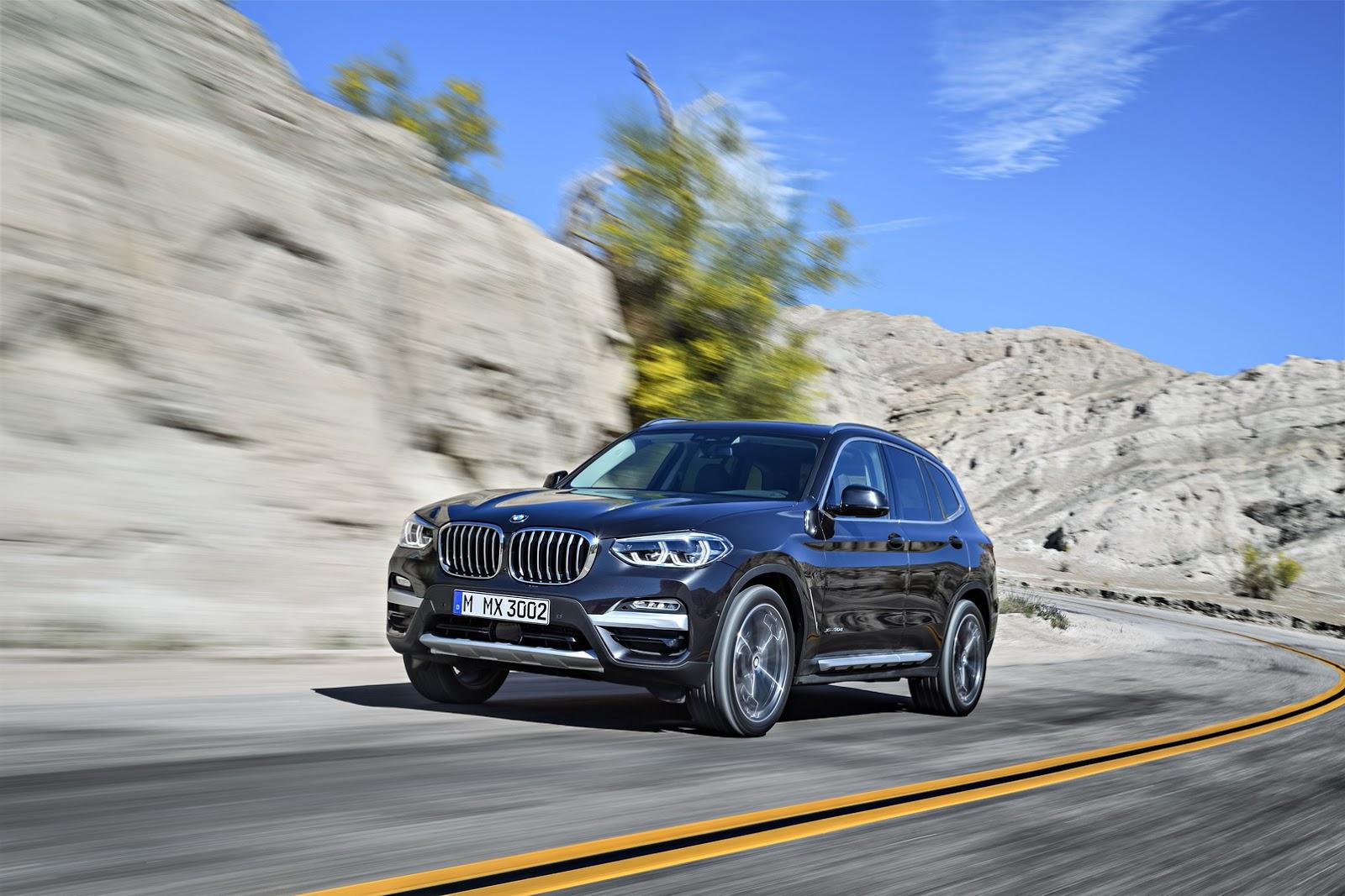 BMW X3 2018 (16)