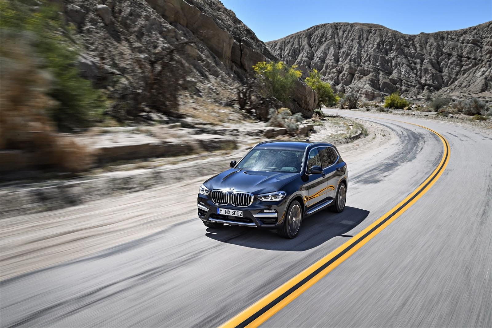 BMW X3 2018 (17)