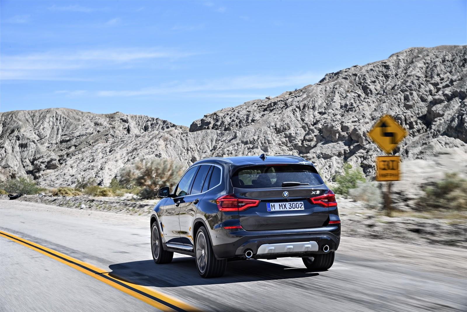 BMW X3 2018 (18)