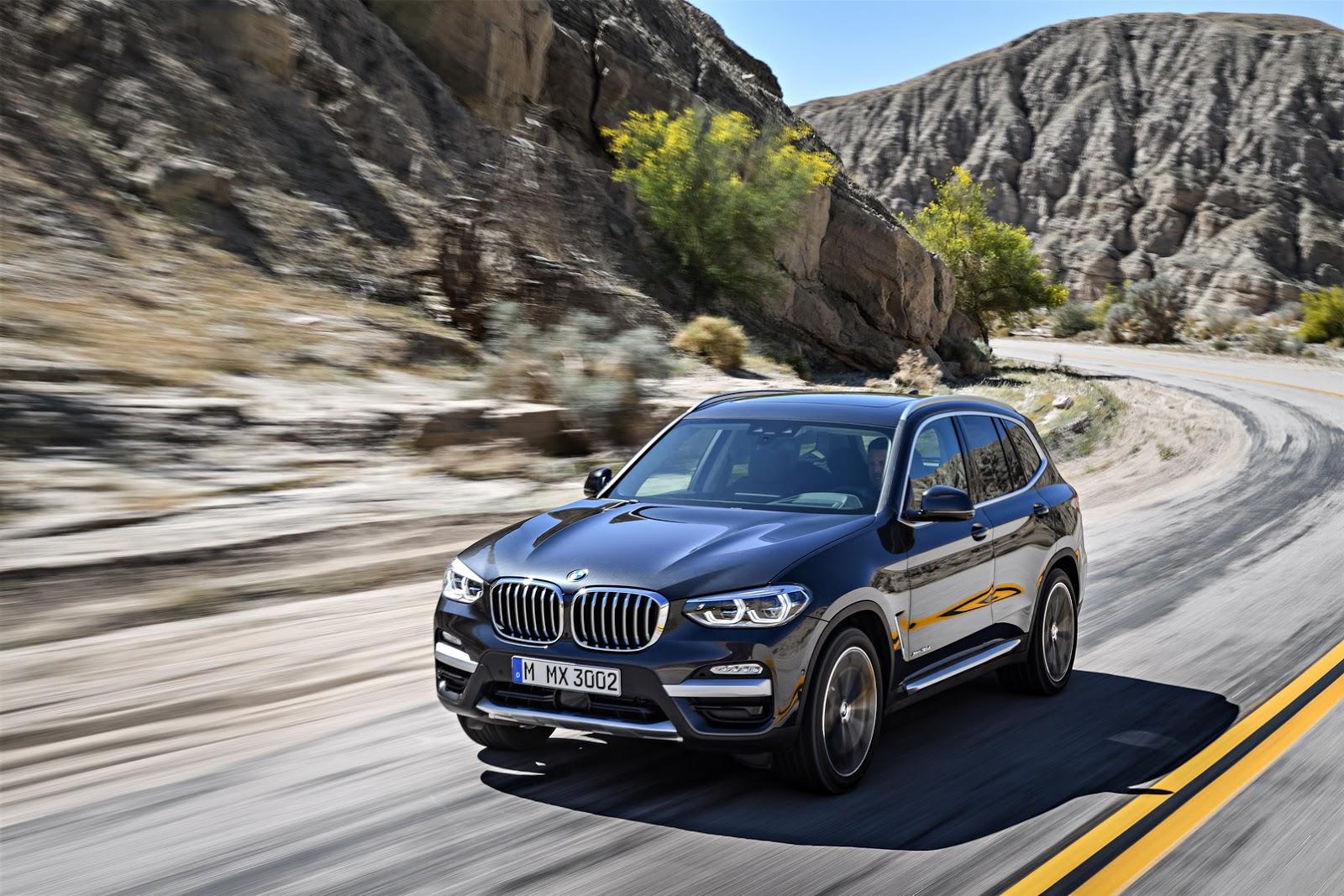 BMW X3 2018 (19)