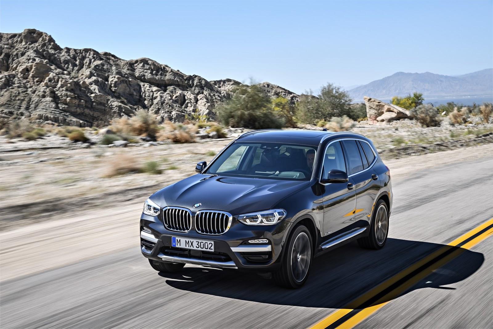 BMW X3 2018 (20)