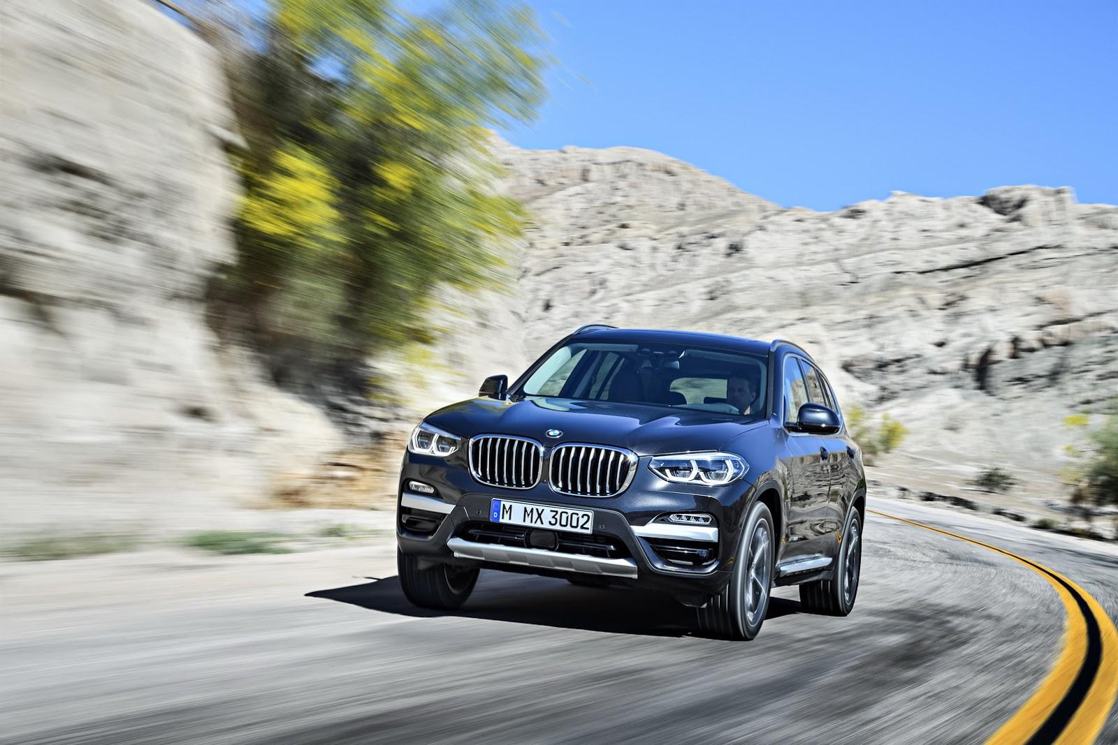 BMW X3 2018 (21)