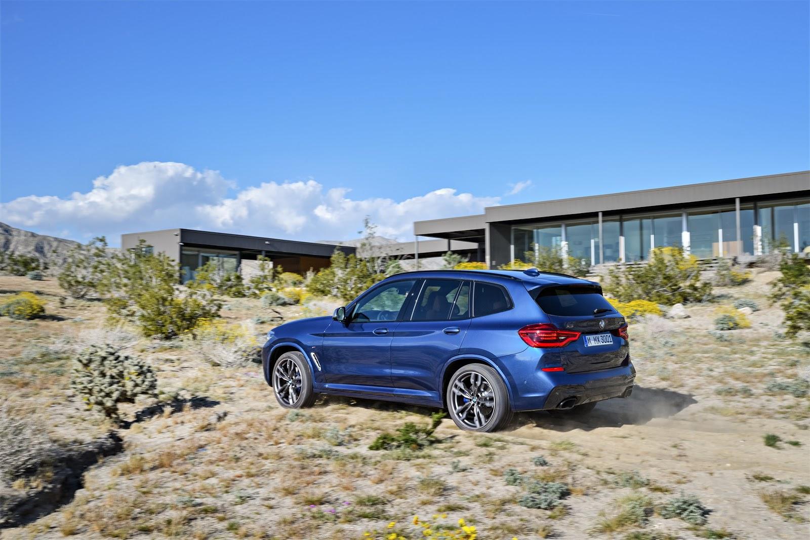 BMW X3 2018 (42)