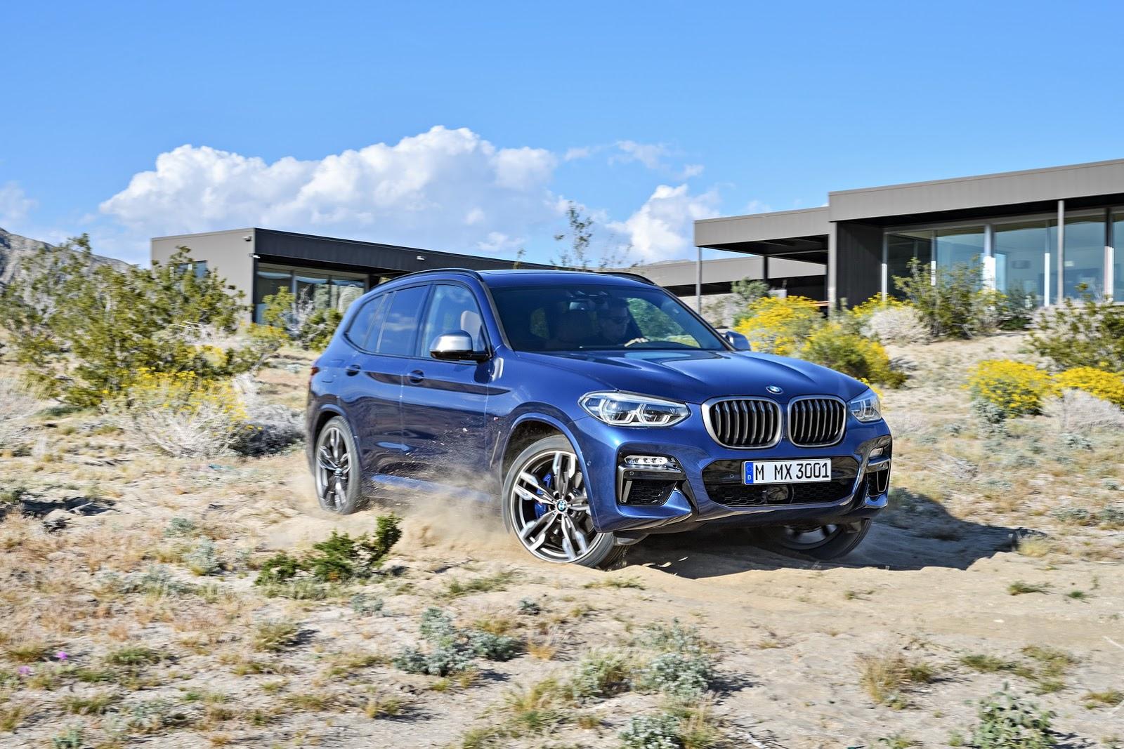 BMW X3 2018 (44)