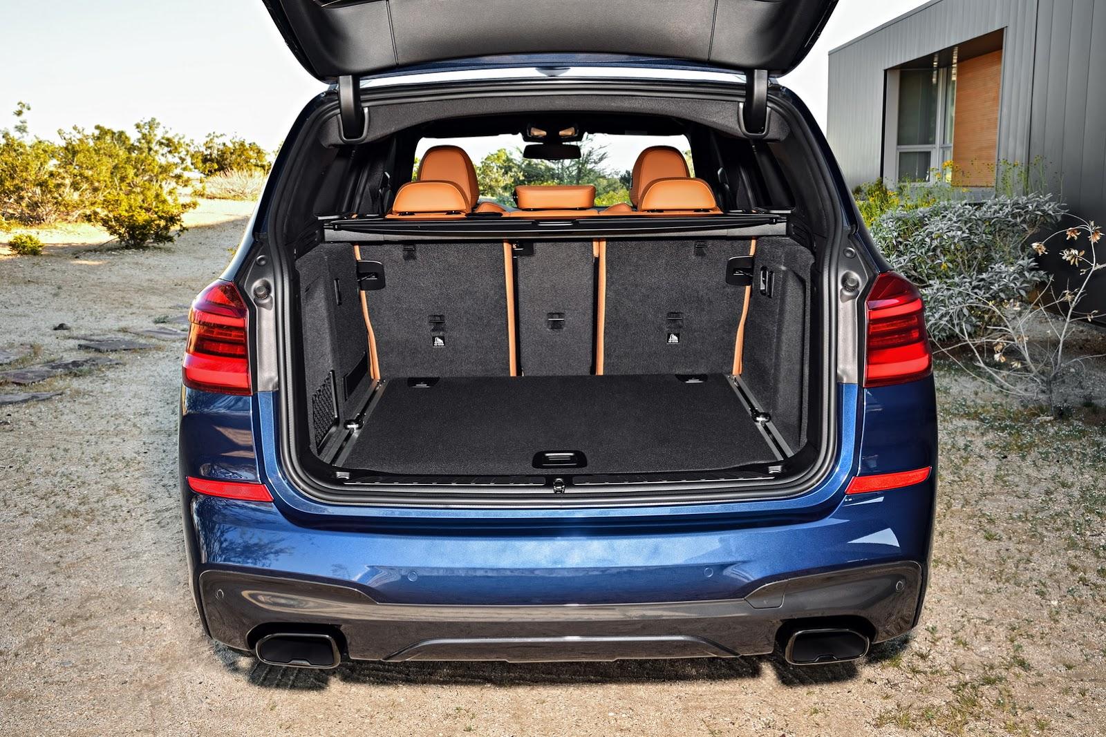 BMW X3 2018 (45)
