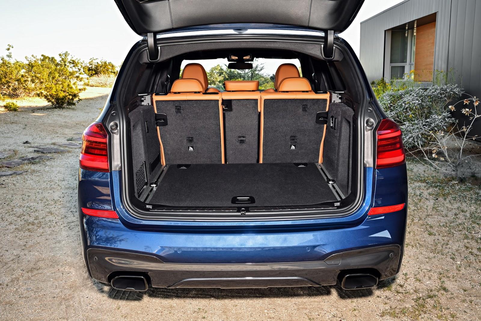 BMW X3 2018 (46)