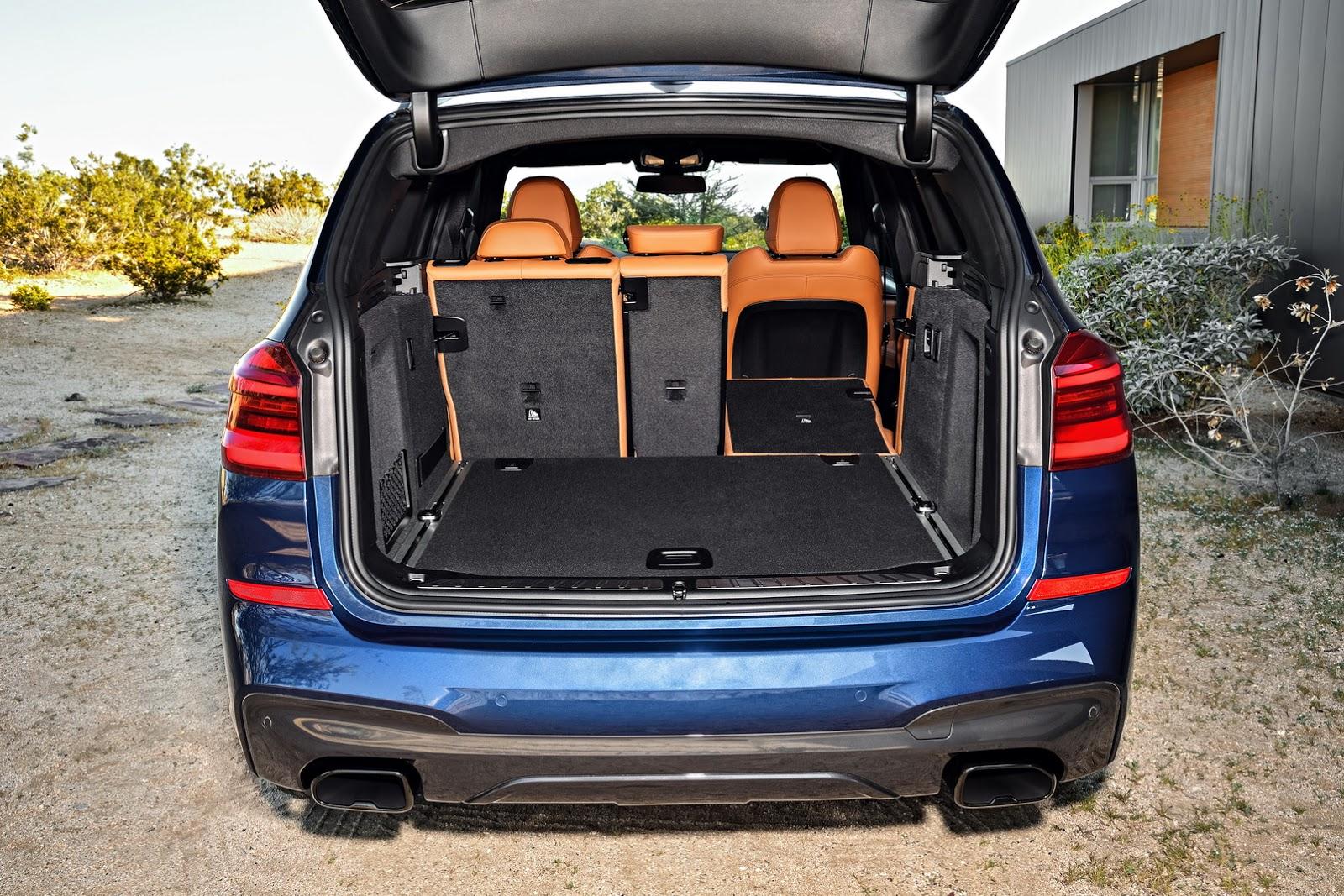 BMW X3 2018 (47)