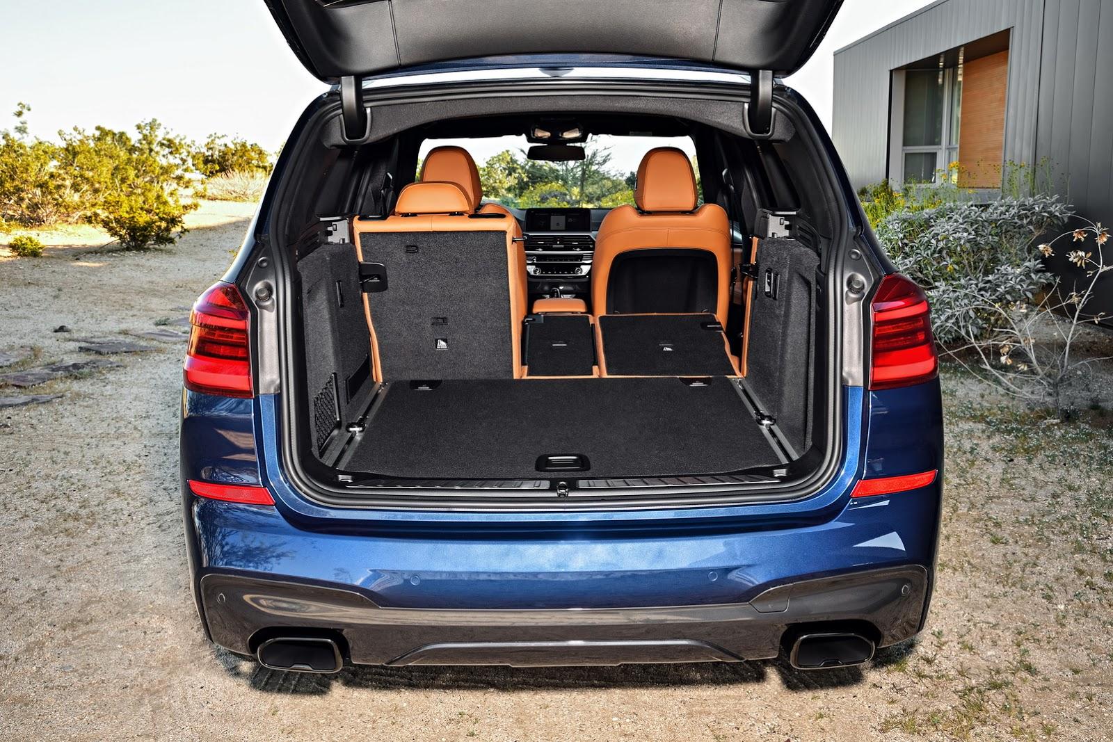 BMW X3 2018 (48)