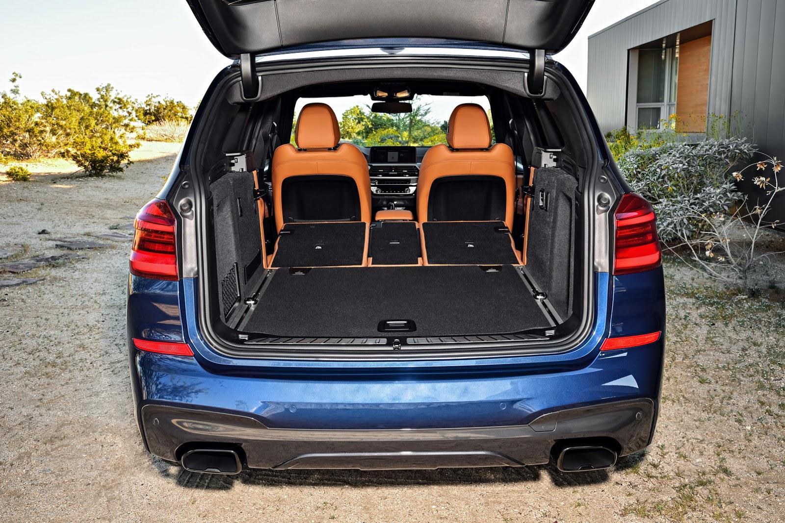 BMW X3 2018 (49)
