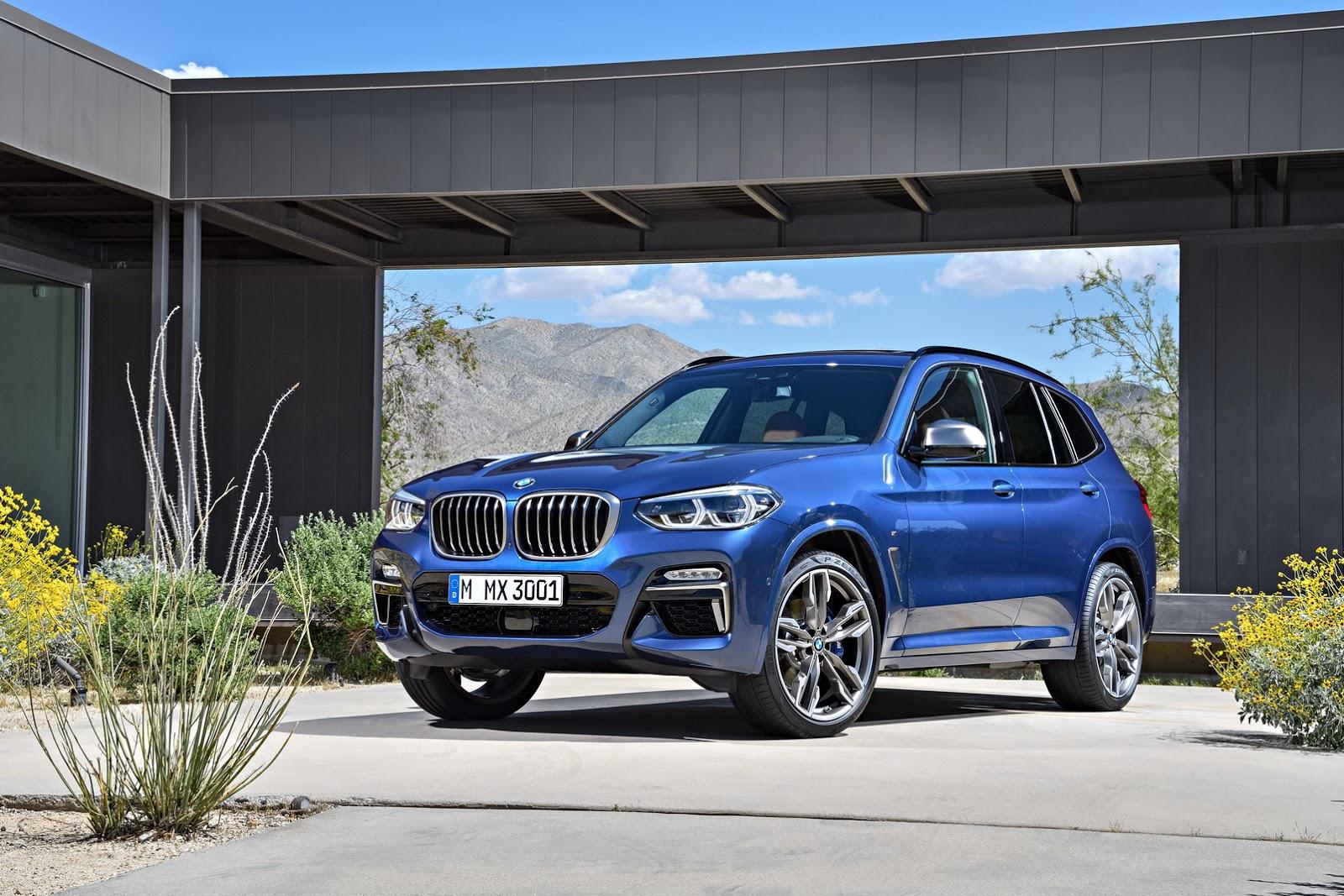 BMW X3 2018 (5)