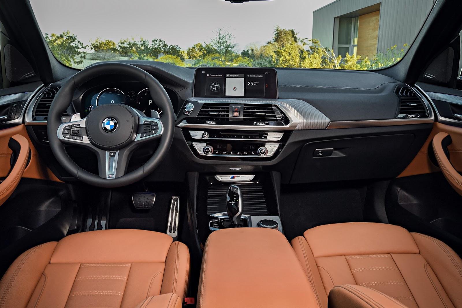 BMW X3 2018 (52)