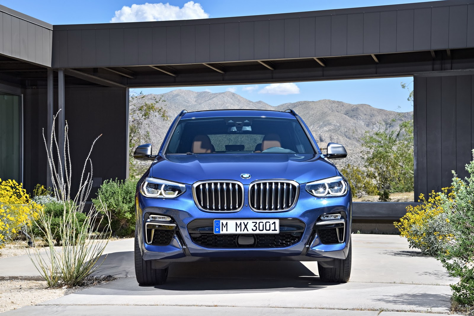 BMW X3 2018 (6)