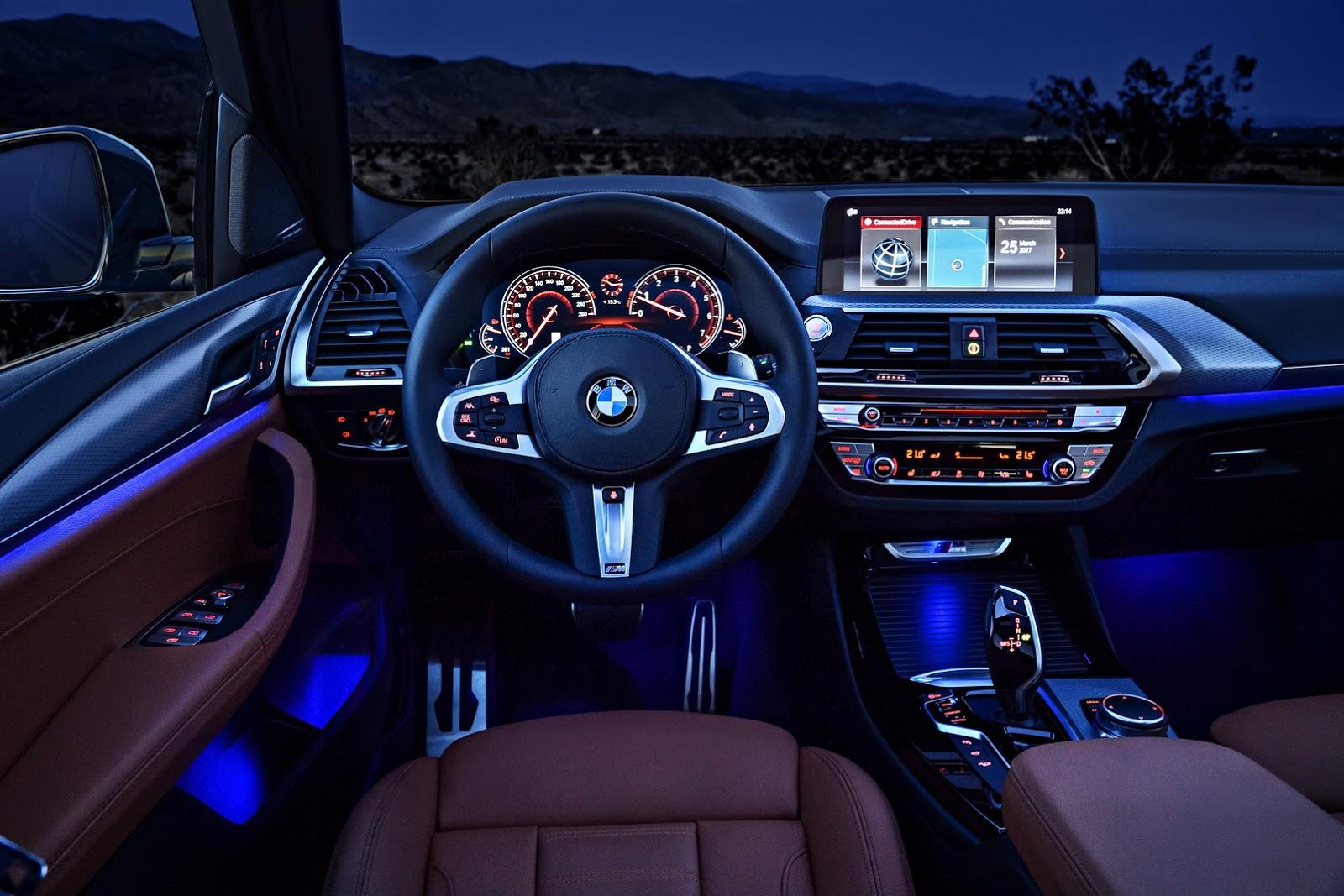BMW X3 2018 (66)