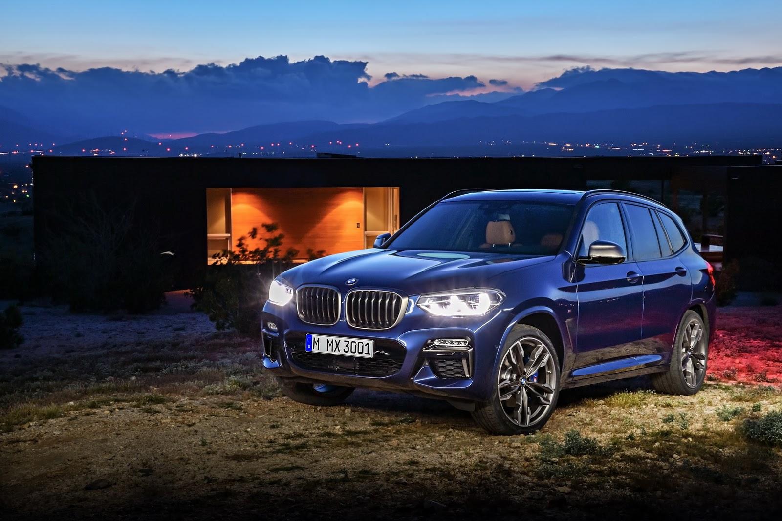 BMW X3 2018 (67)