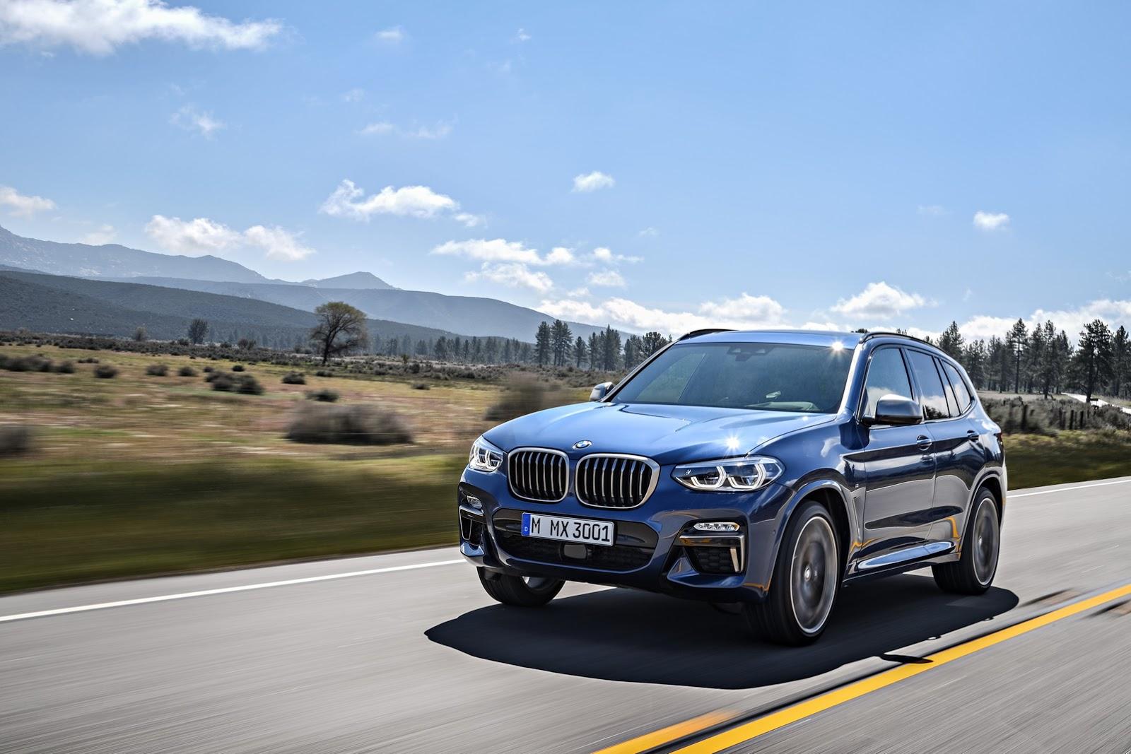 BMW X3 2018 (68)