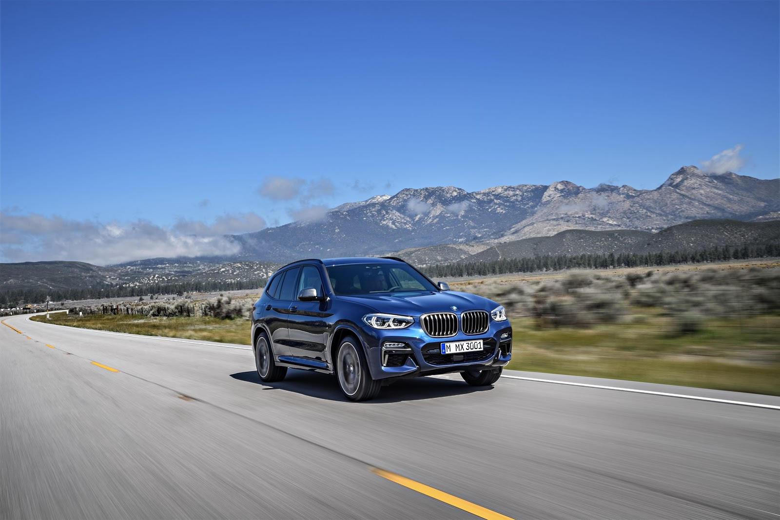 BMW X3 2018 (69)