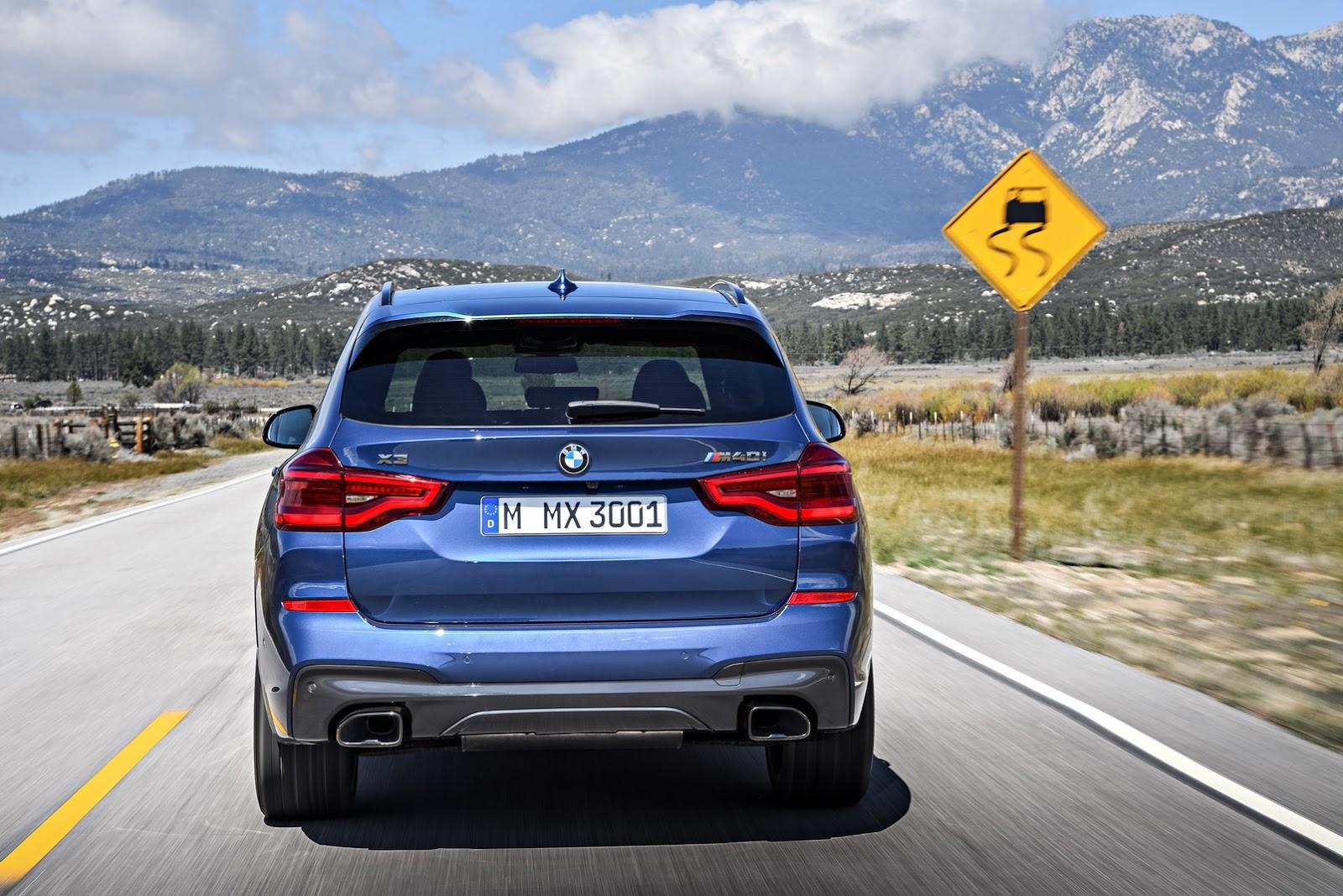 BMW X3 2018 (70)