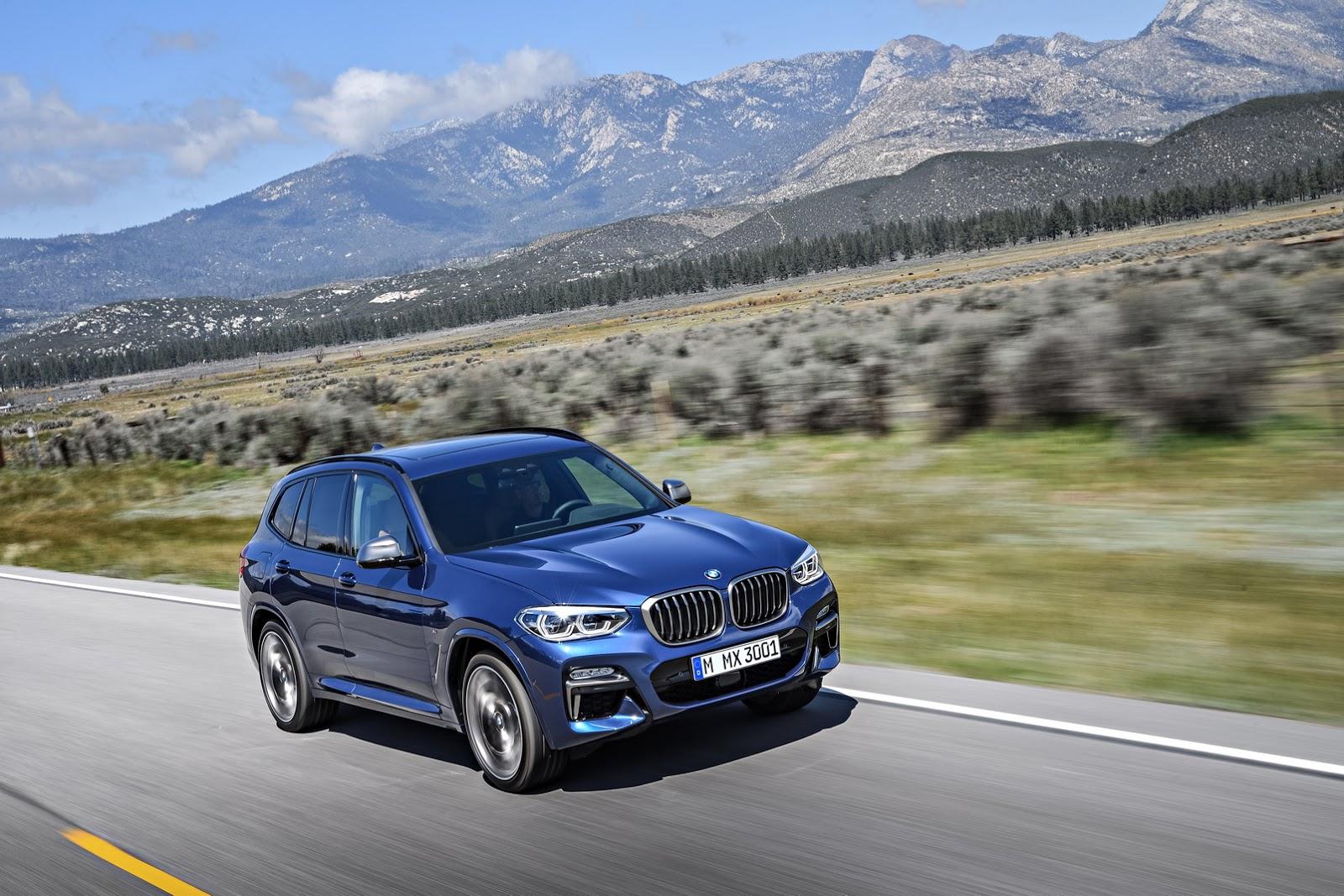 BMW X3 2018 (71)
