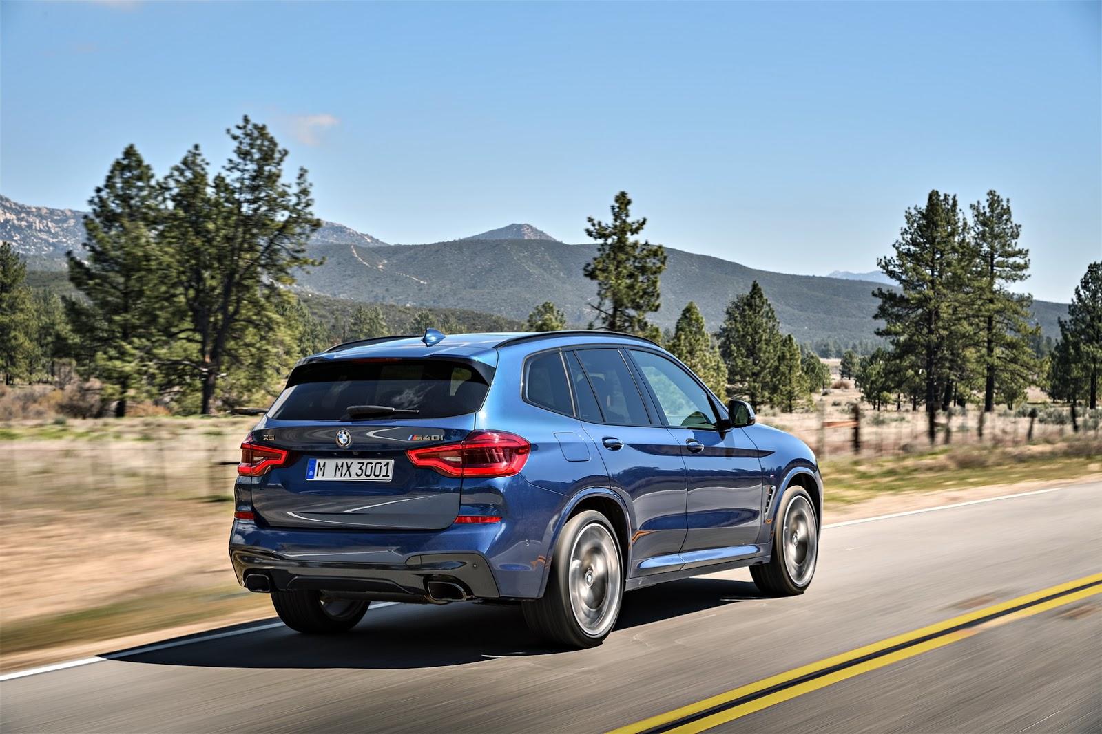 BMW X3 2018 (72)