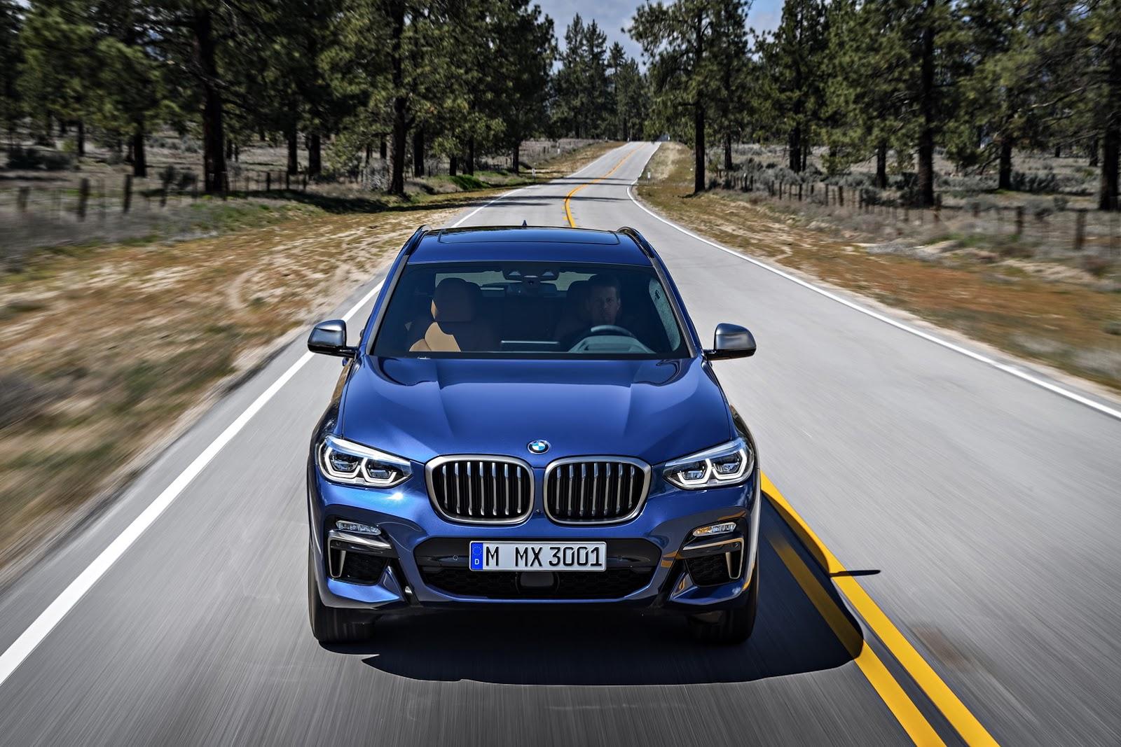 BMW X3 2018 (73)