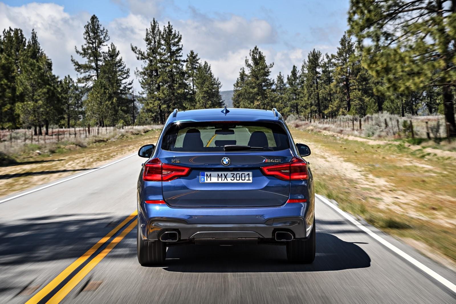 BMW X3 2018 (74)