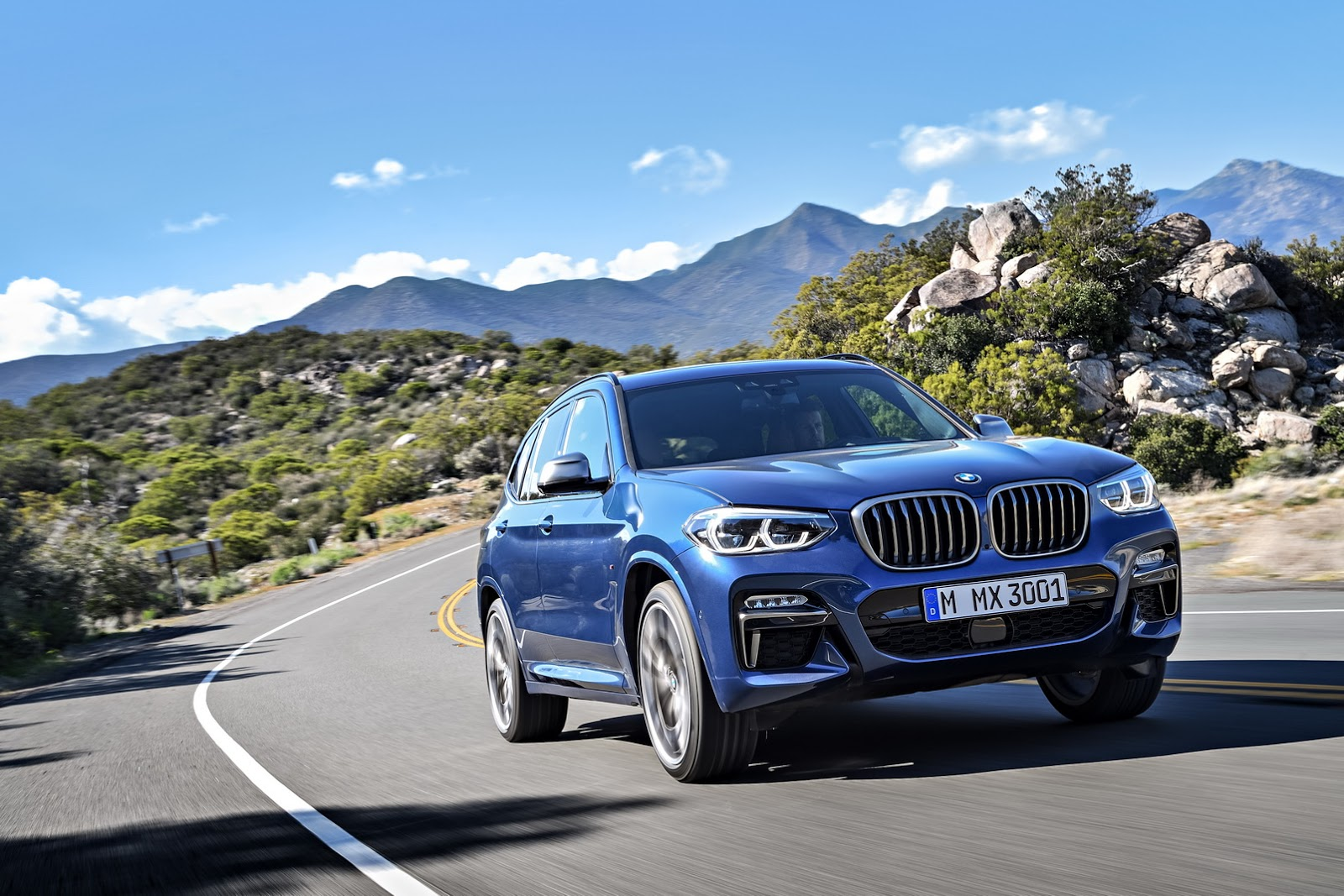 BMW X3 2018 (75)