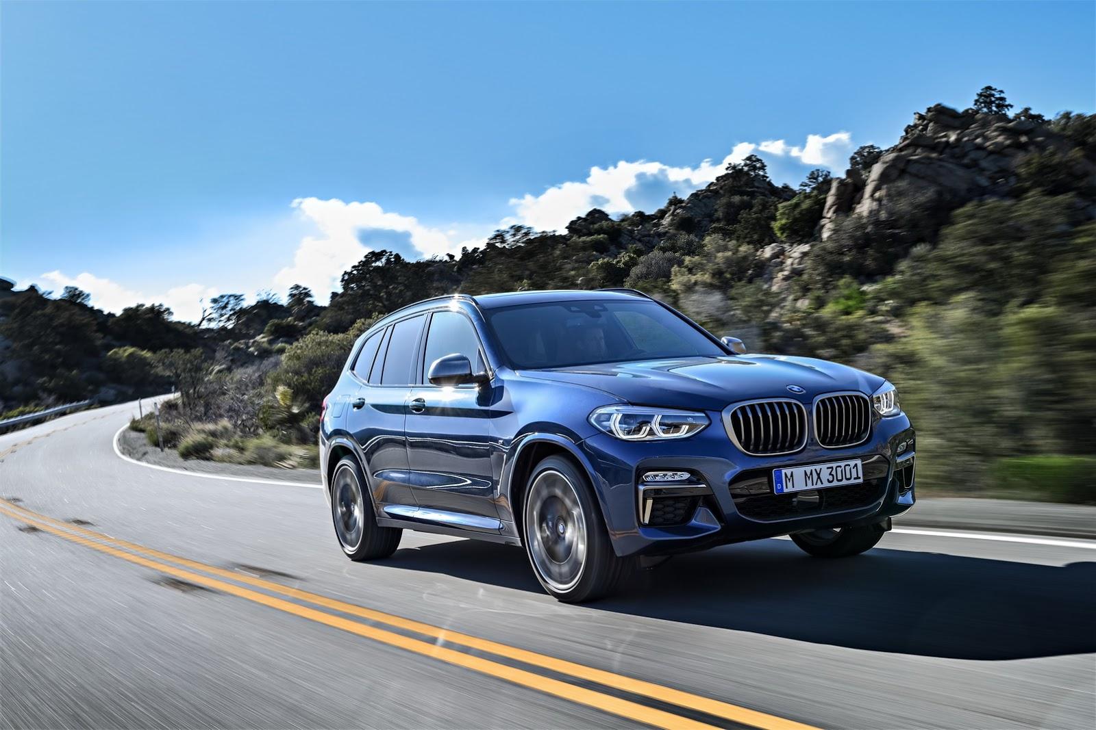 BMW X3 2018 (76)