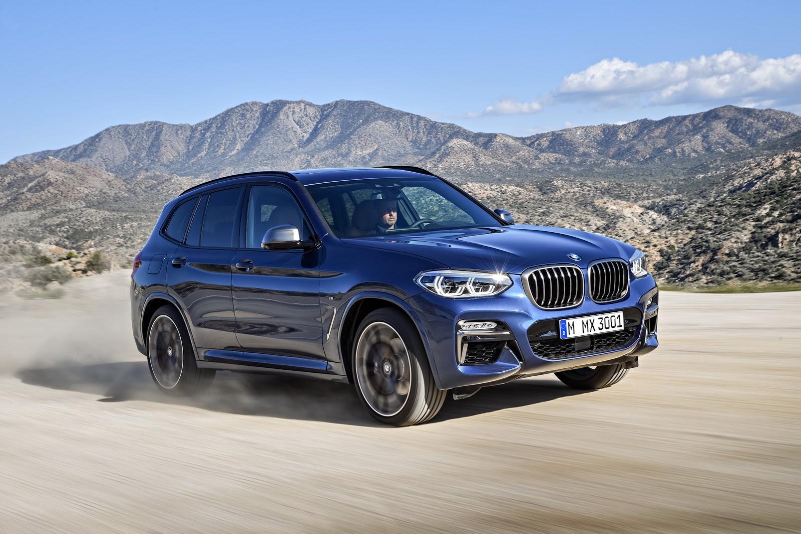 BMW X3 2018 (77)