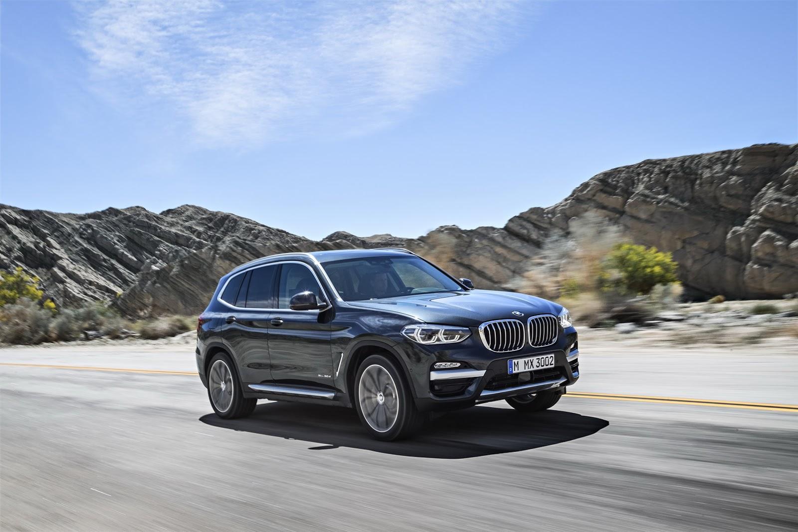 BMW X3 2018 (78)