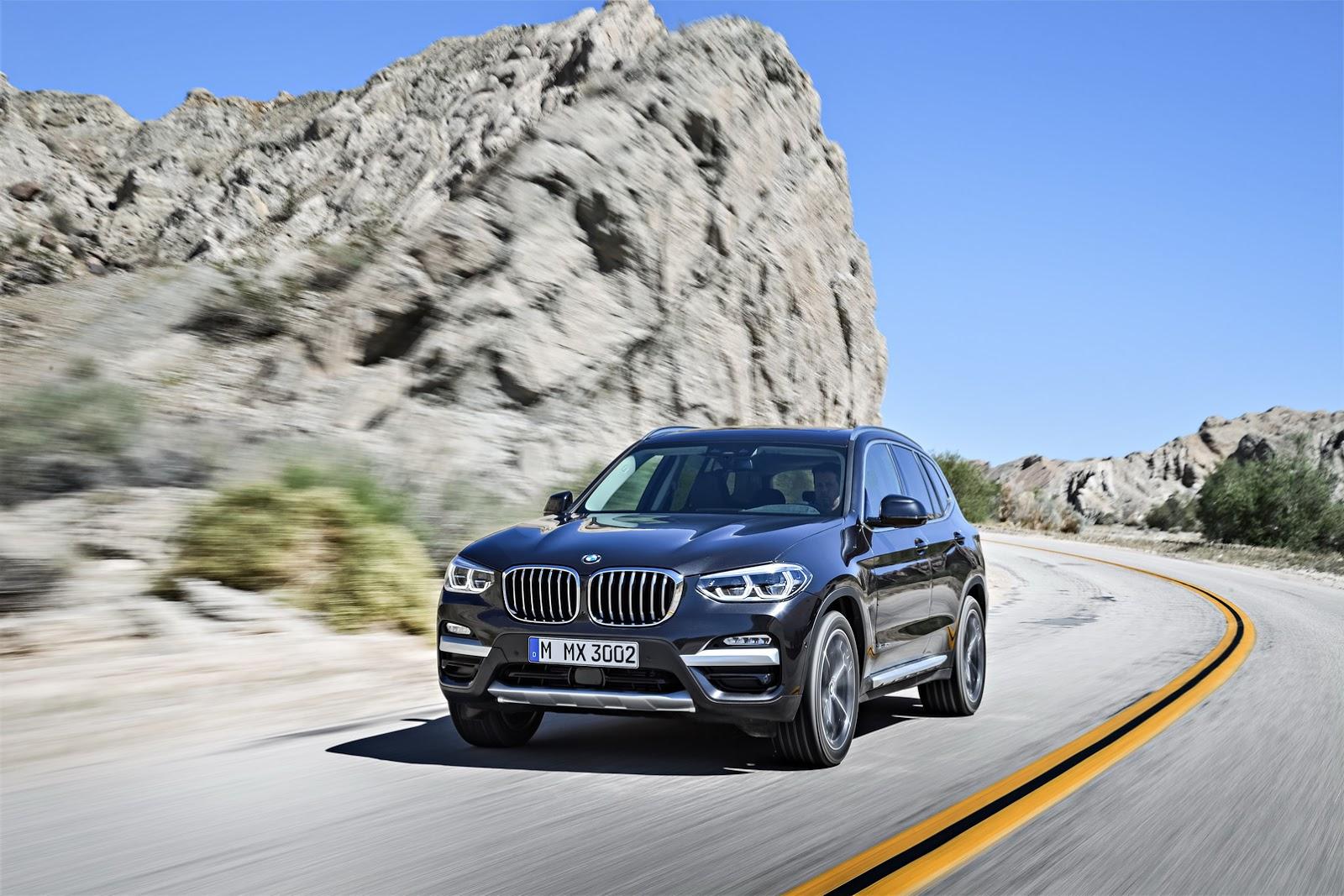 BMW X3 2018 (79)
