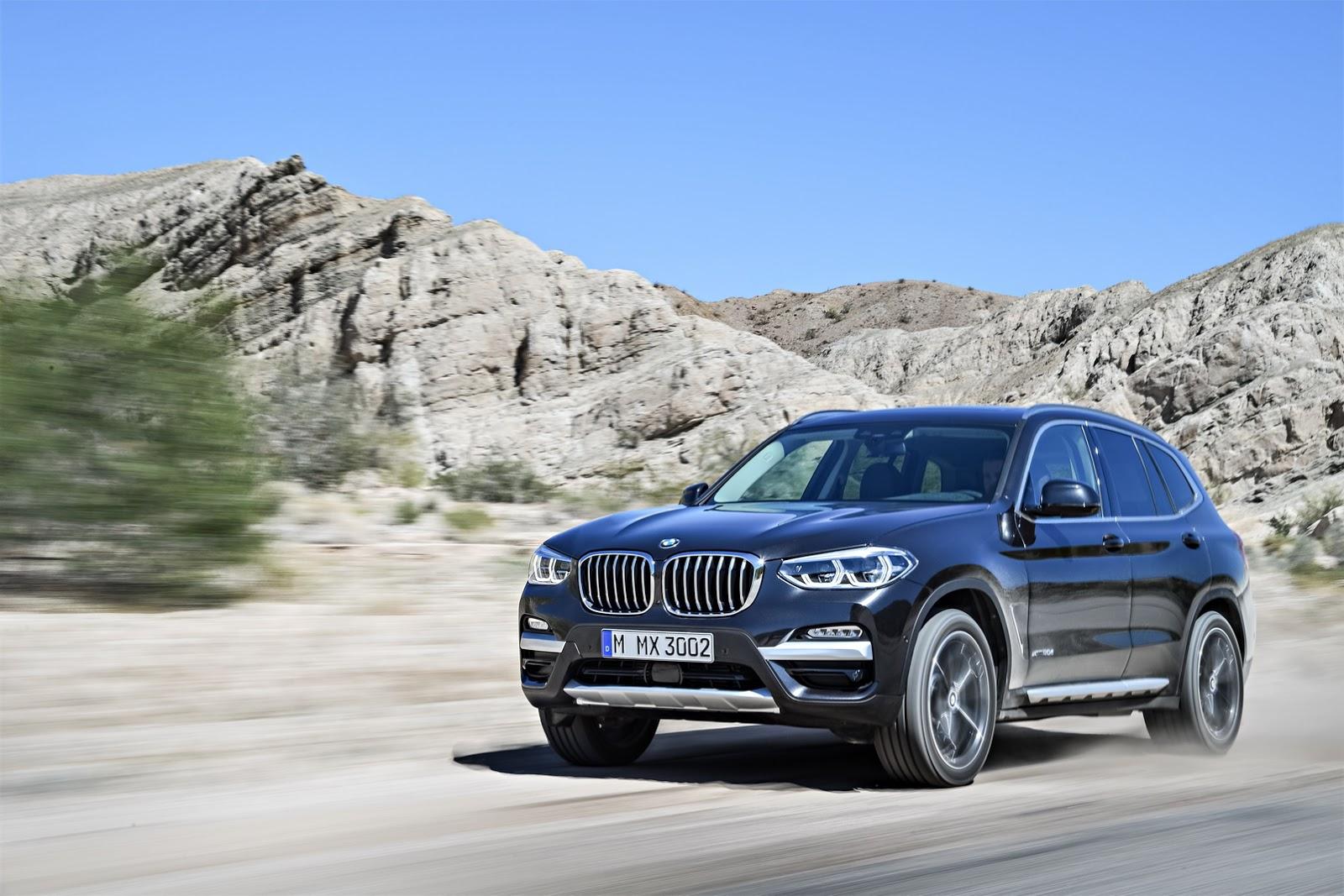 BMW X3 2018 (80)