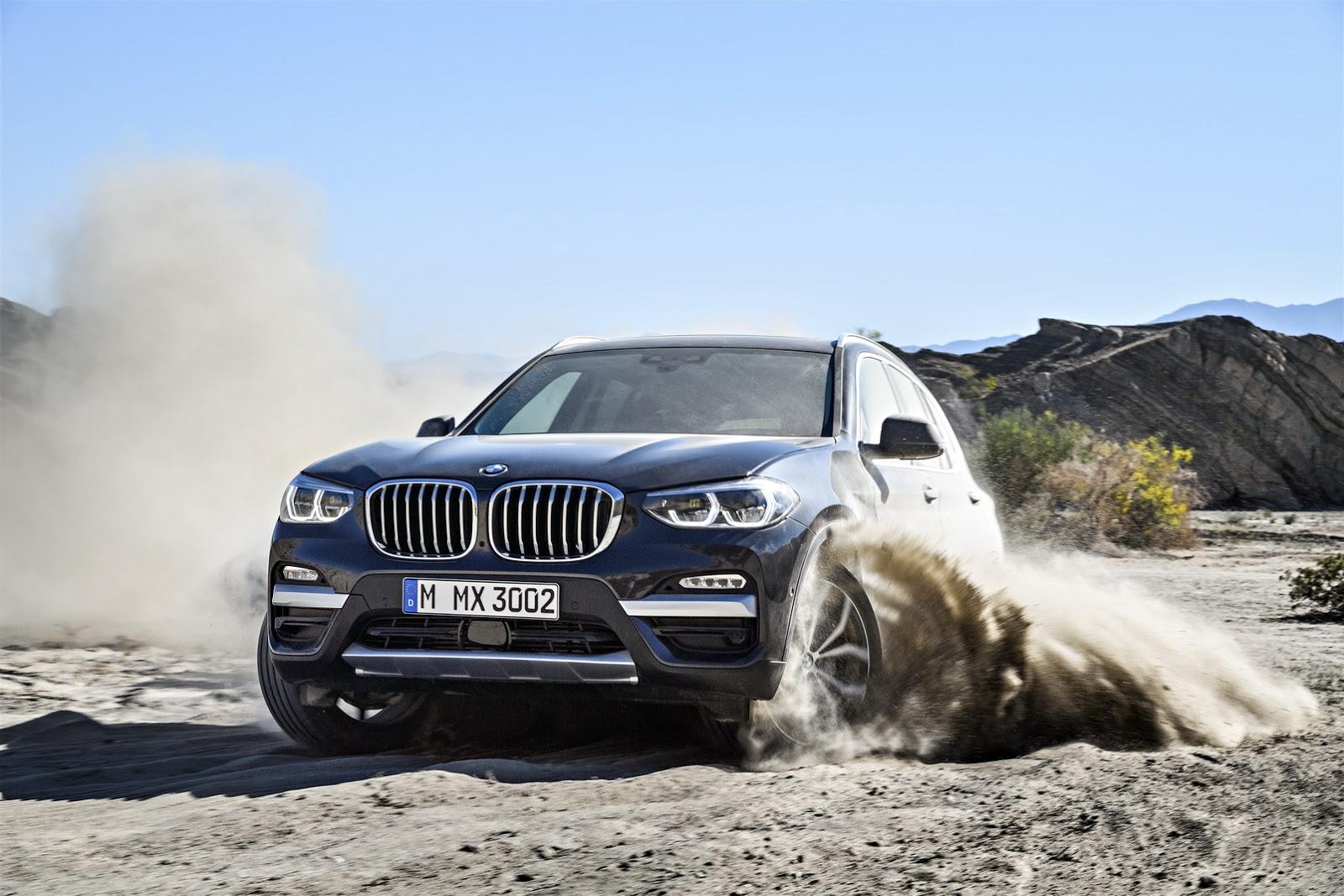 BMW X3 2018 (83)